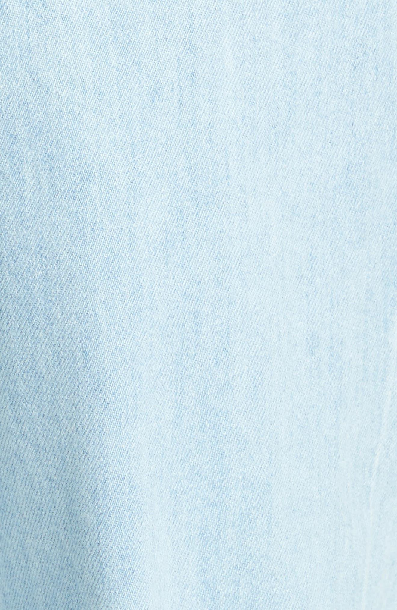 Tie Dye Boyfriend Jeans,                             Alternate thumbnail 6, color,                             Light Blue