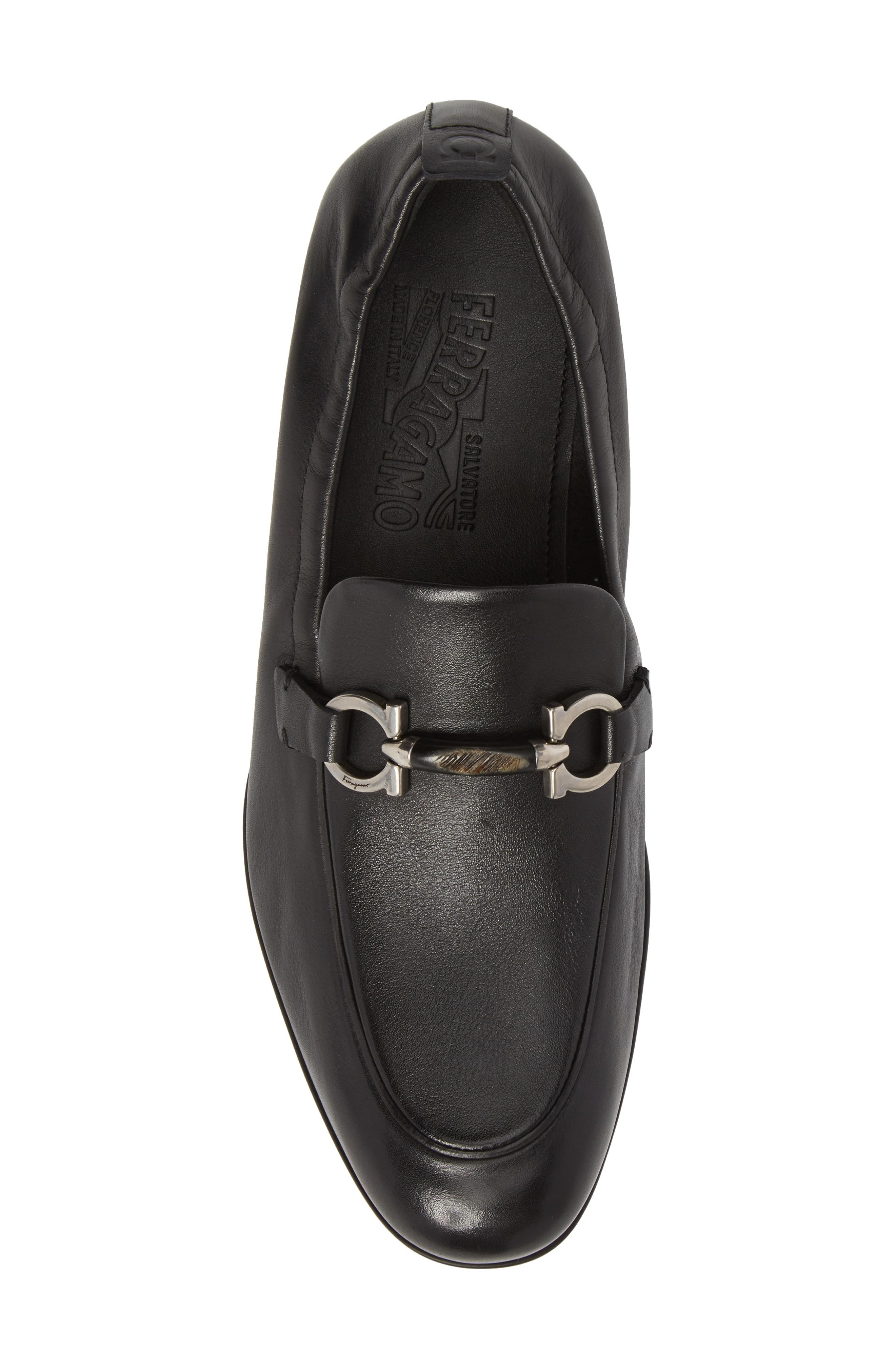 Celso Bit Loafer,                             Alternate thumbnail 5, color,                             Nero