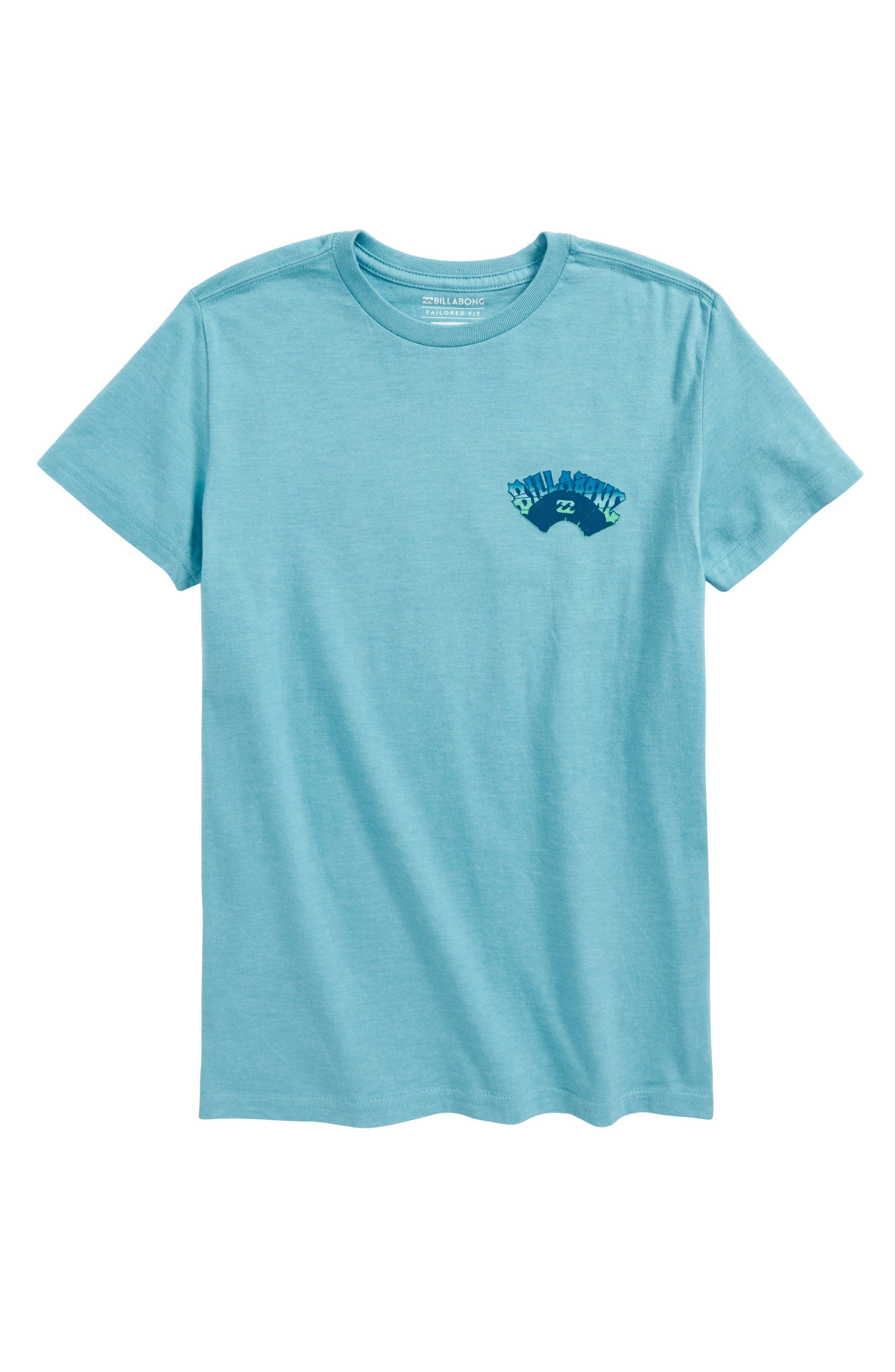 Main Image - Billabong Dicer Graphic T-Shirt (Big Boys)