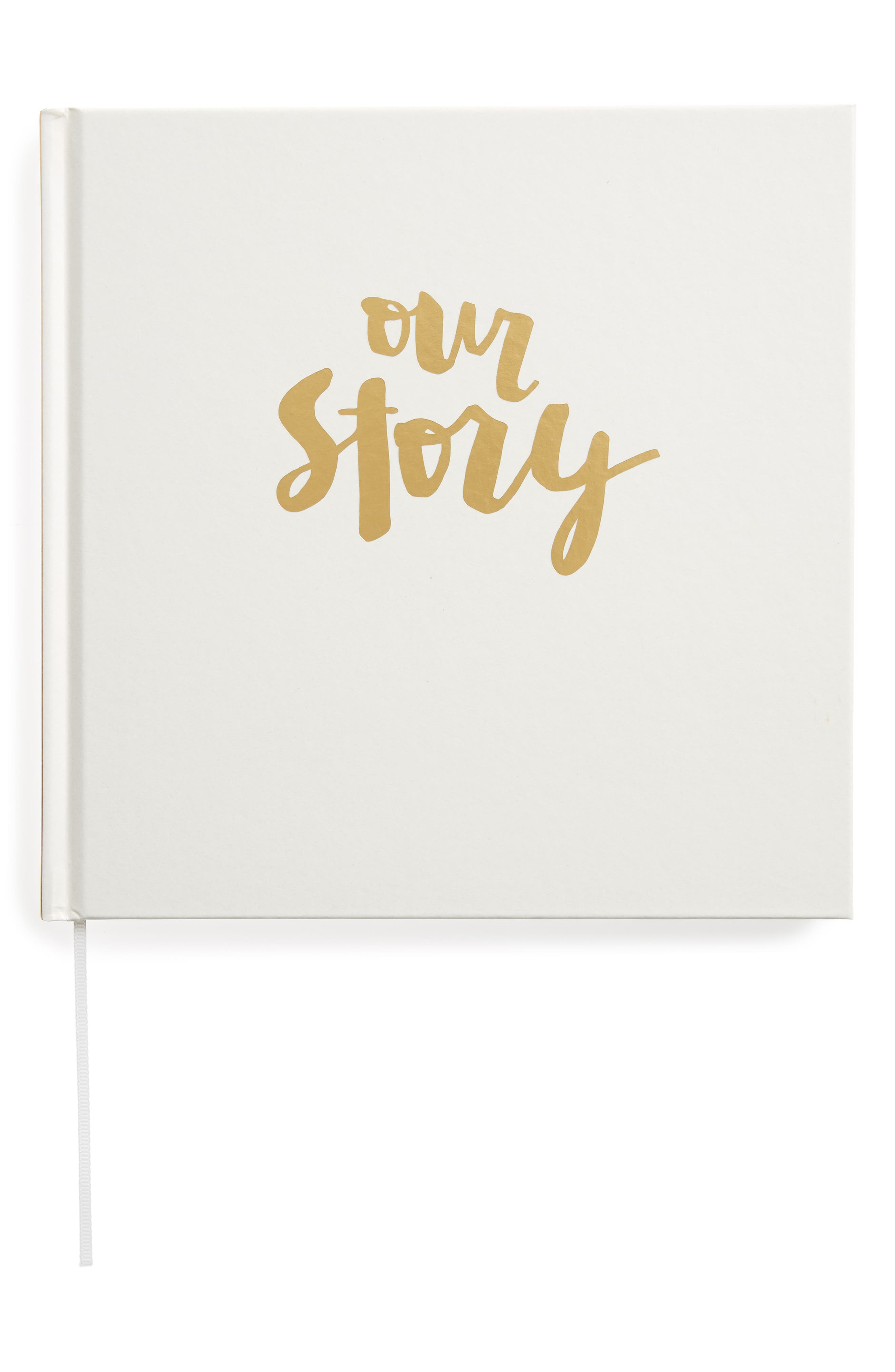 Wedding Memories: Always & Forever Journal,                             Main thumbnail 1, color,                             Gold