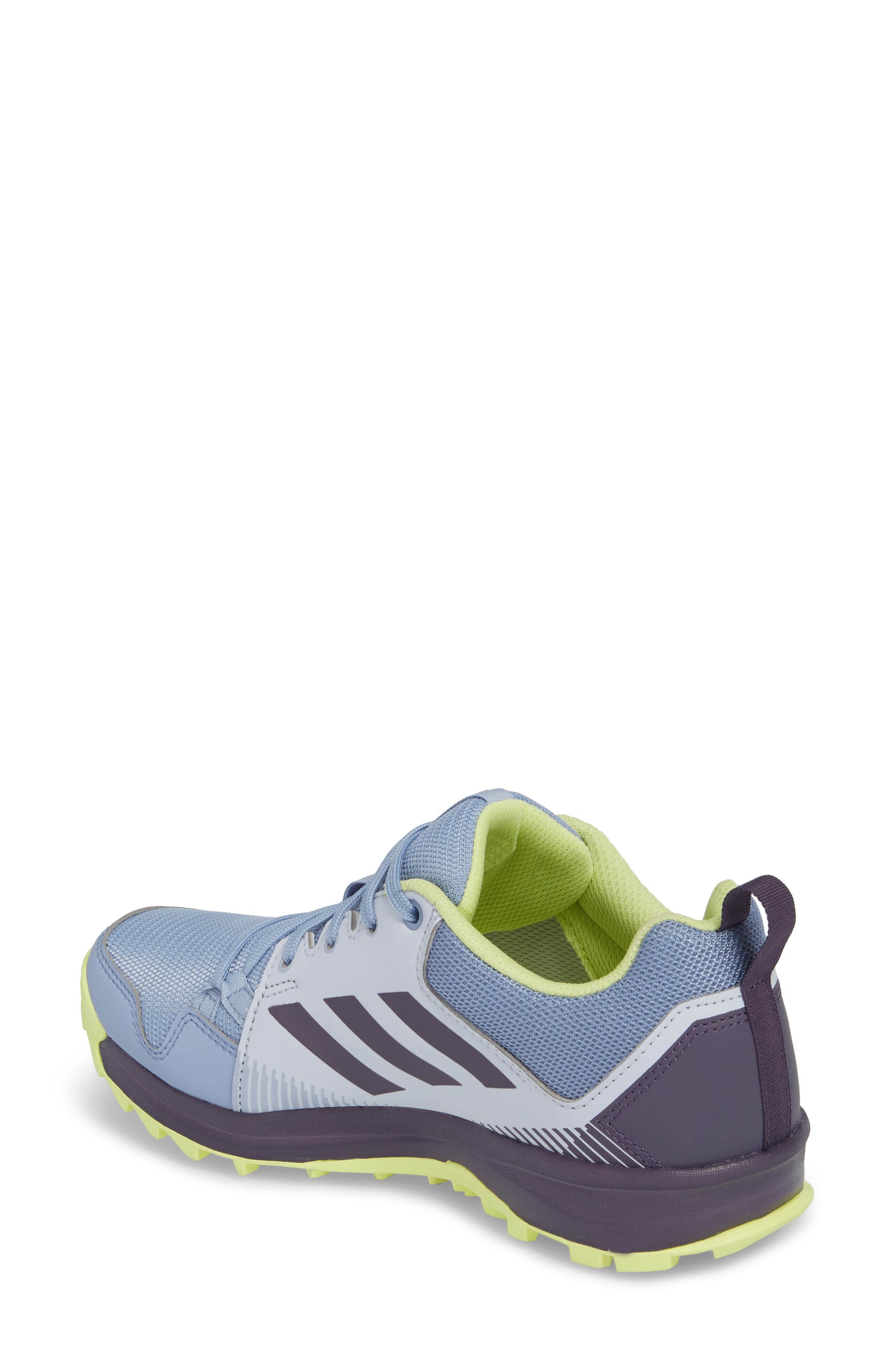 'Tracerocker' Athletic Shoe,                             Alternate thumbnail 2, color,                             Aero Blue/ Purple/ Yellow