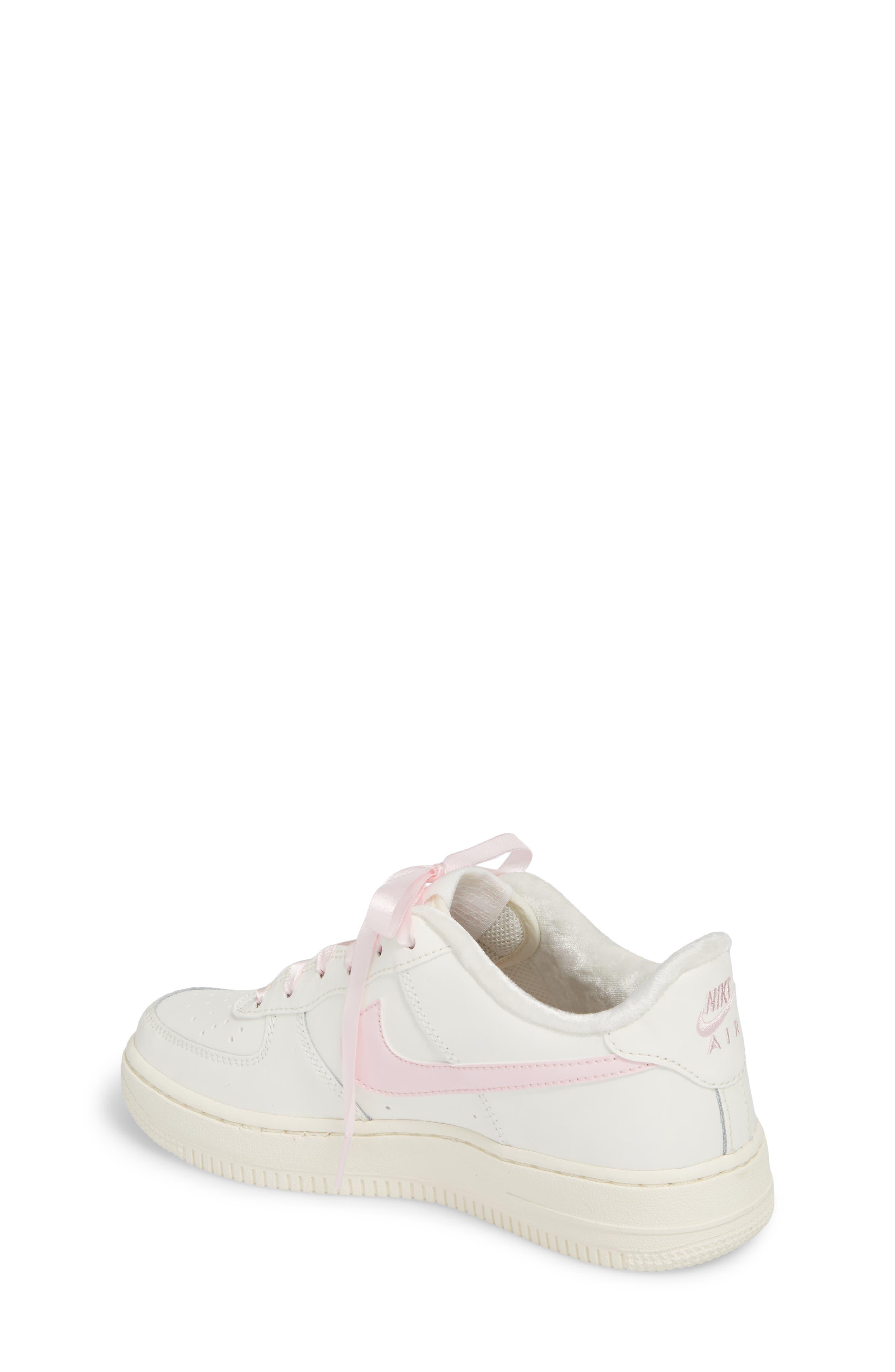 Air Force 1 '06 Sneaker,                             Alternate thumbnail 2, color,                             Sail/ Arctic Pink