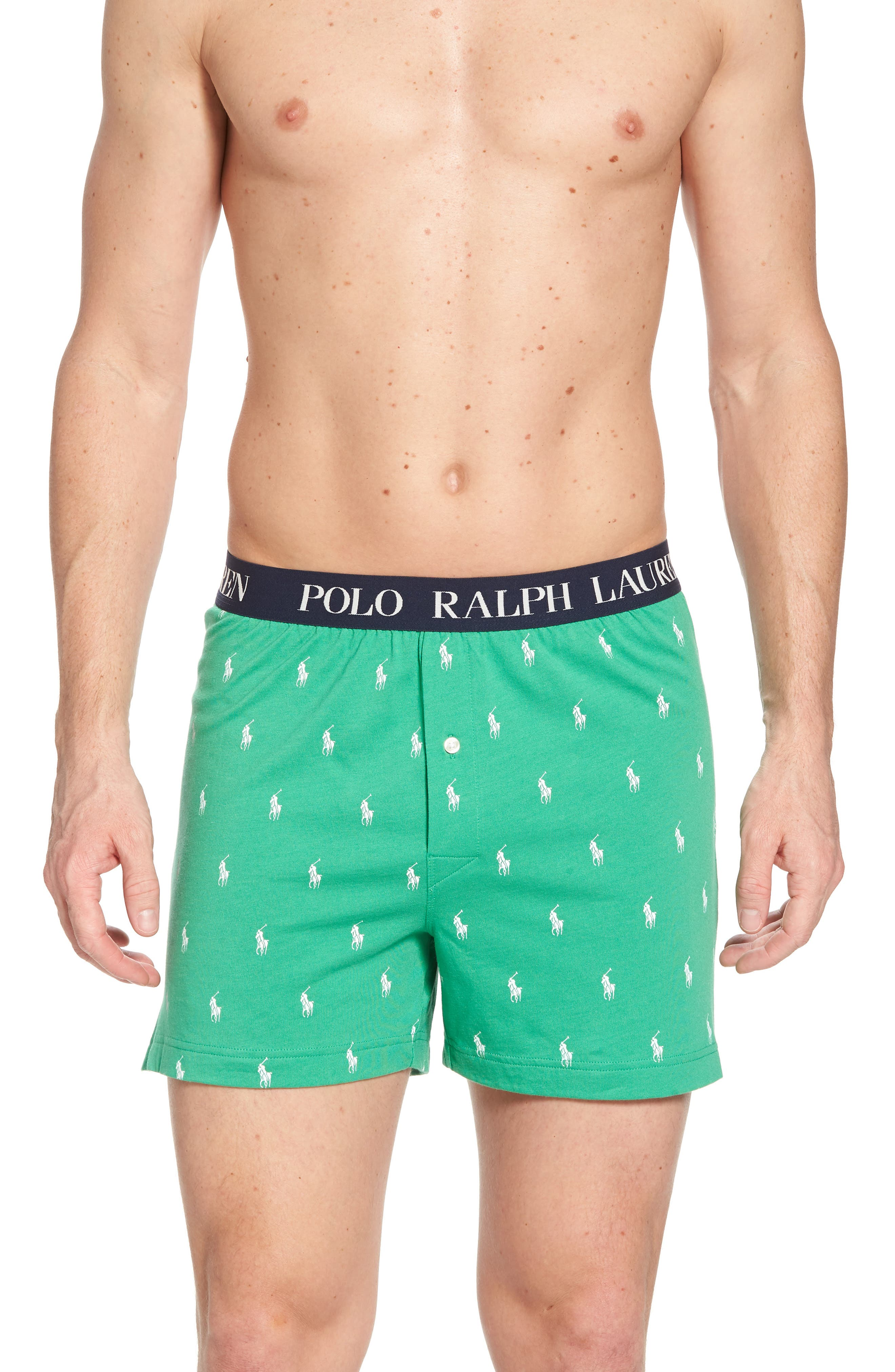 Polo Ralph Lauren Cotton & Modal Boxers