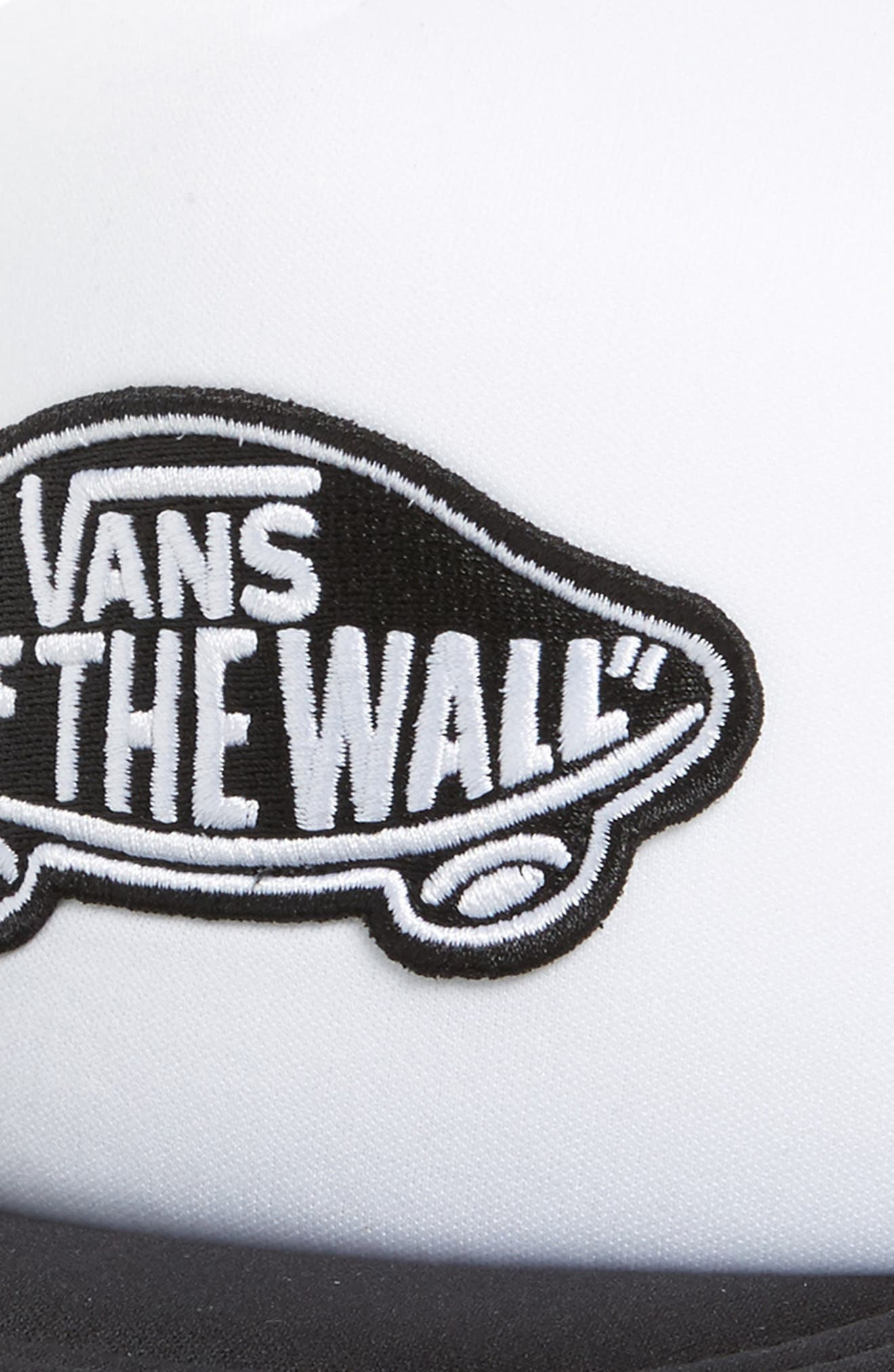 Alternate Image 3  - Vans Classic Patch Trucker Hat