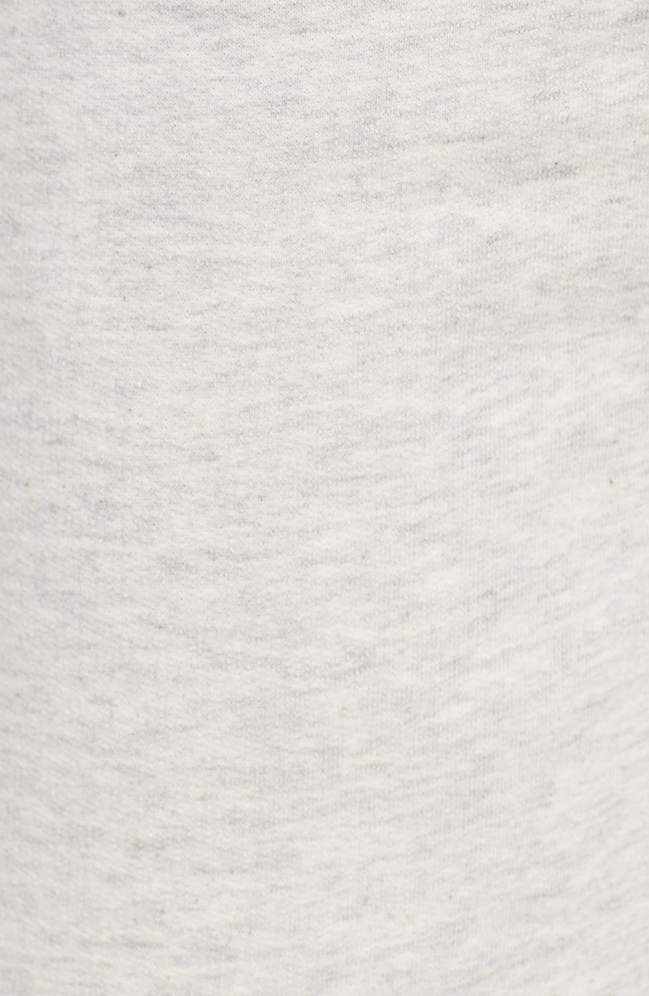 Alternate Image 5  - Timberland Logo Jogger Shorts