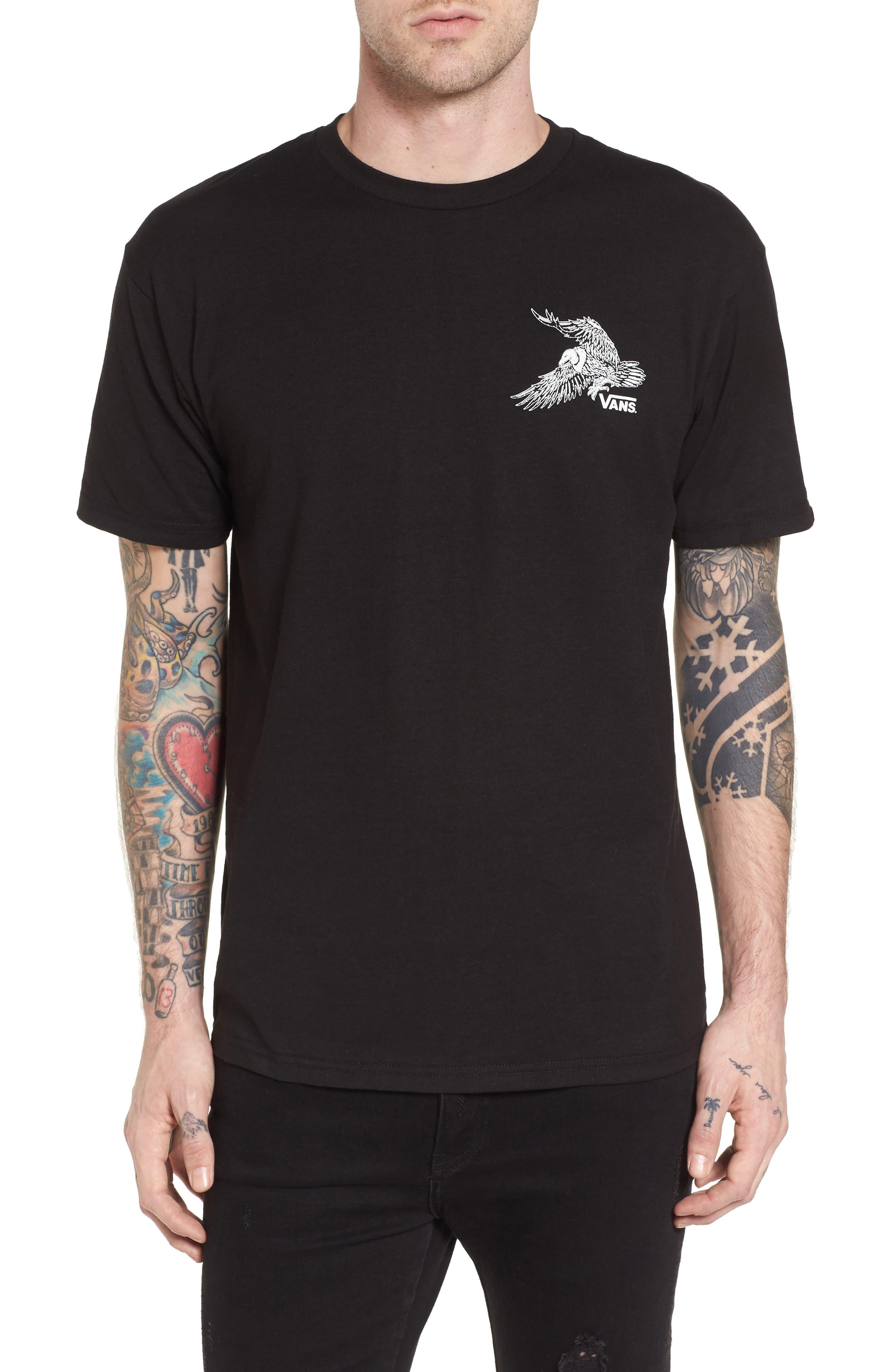Vans Vulture Graphic T-Shirt