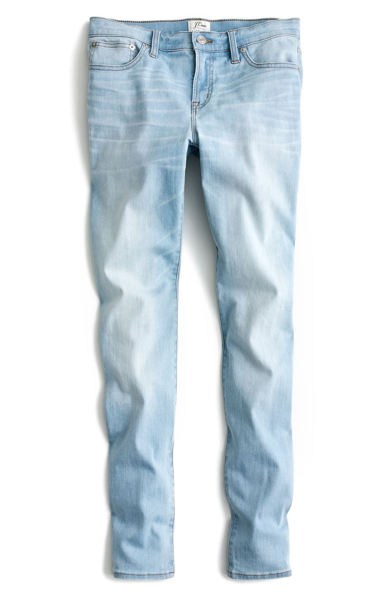 Toothpick Jeans,                             Alternate thumbnail 3, color,                             Charles Field Wash