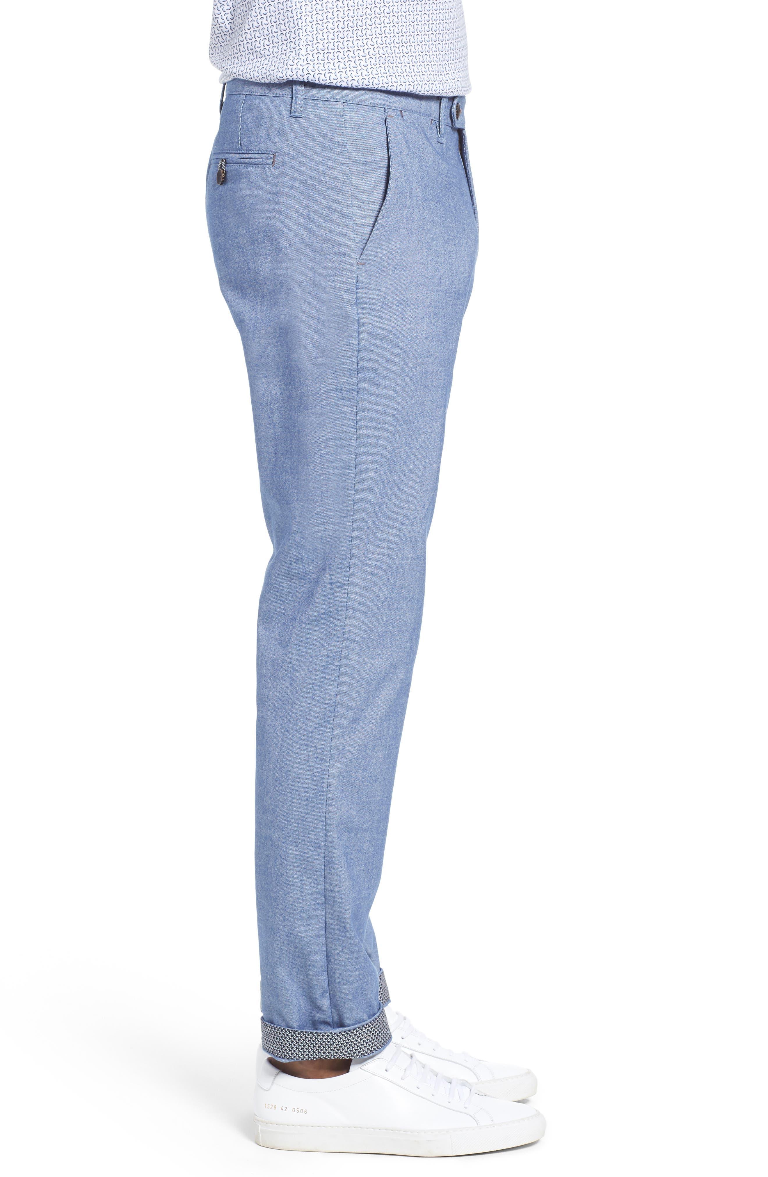 Alternate Image 3  - Ted Baker London Volvek Classic Fit Trousers