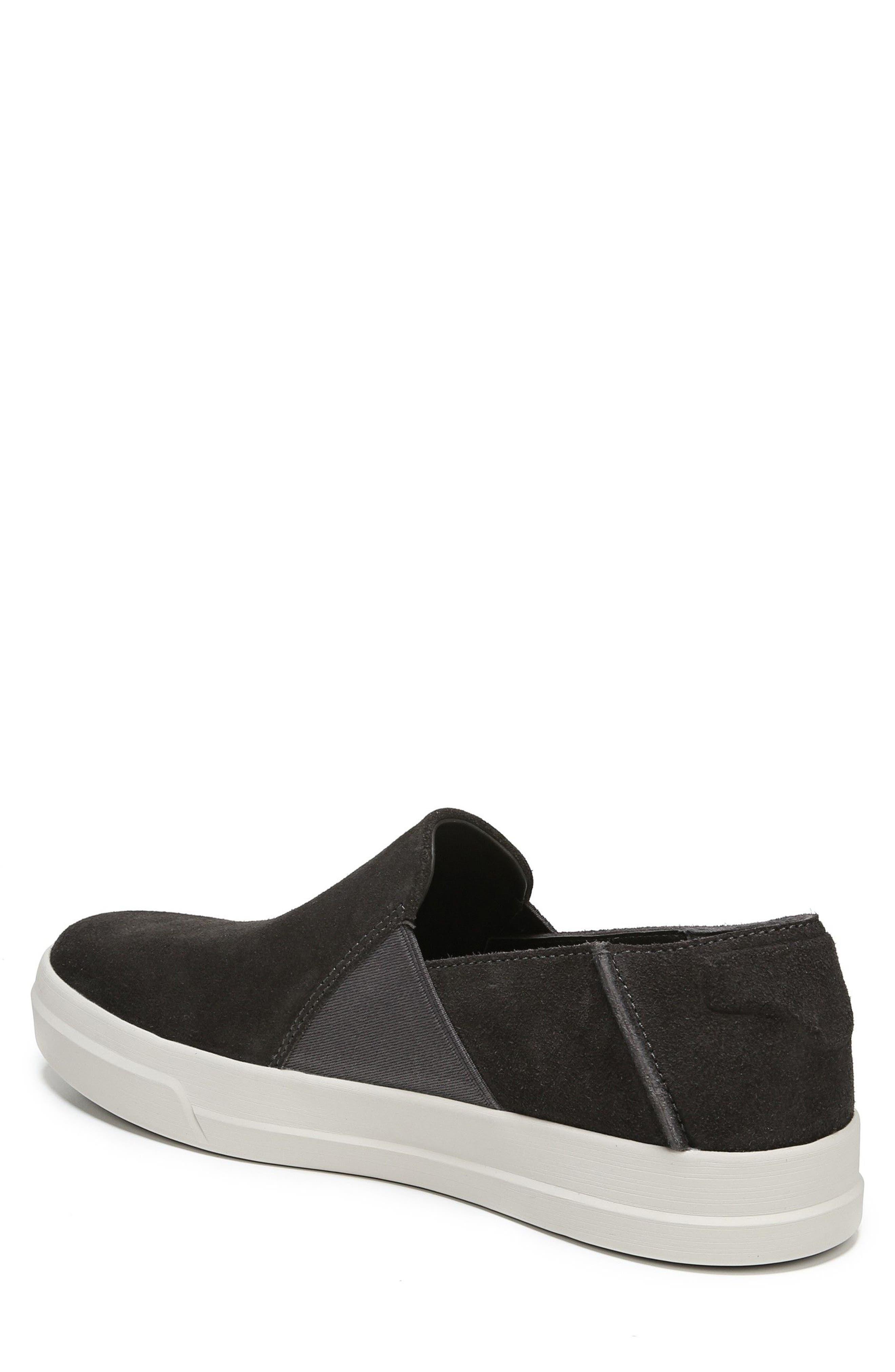 Carlin Slip-On Sneaker,                             Alternate thumbnail 2, color,                             Graphite