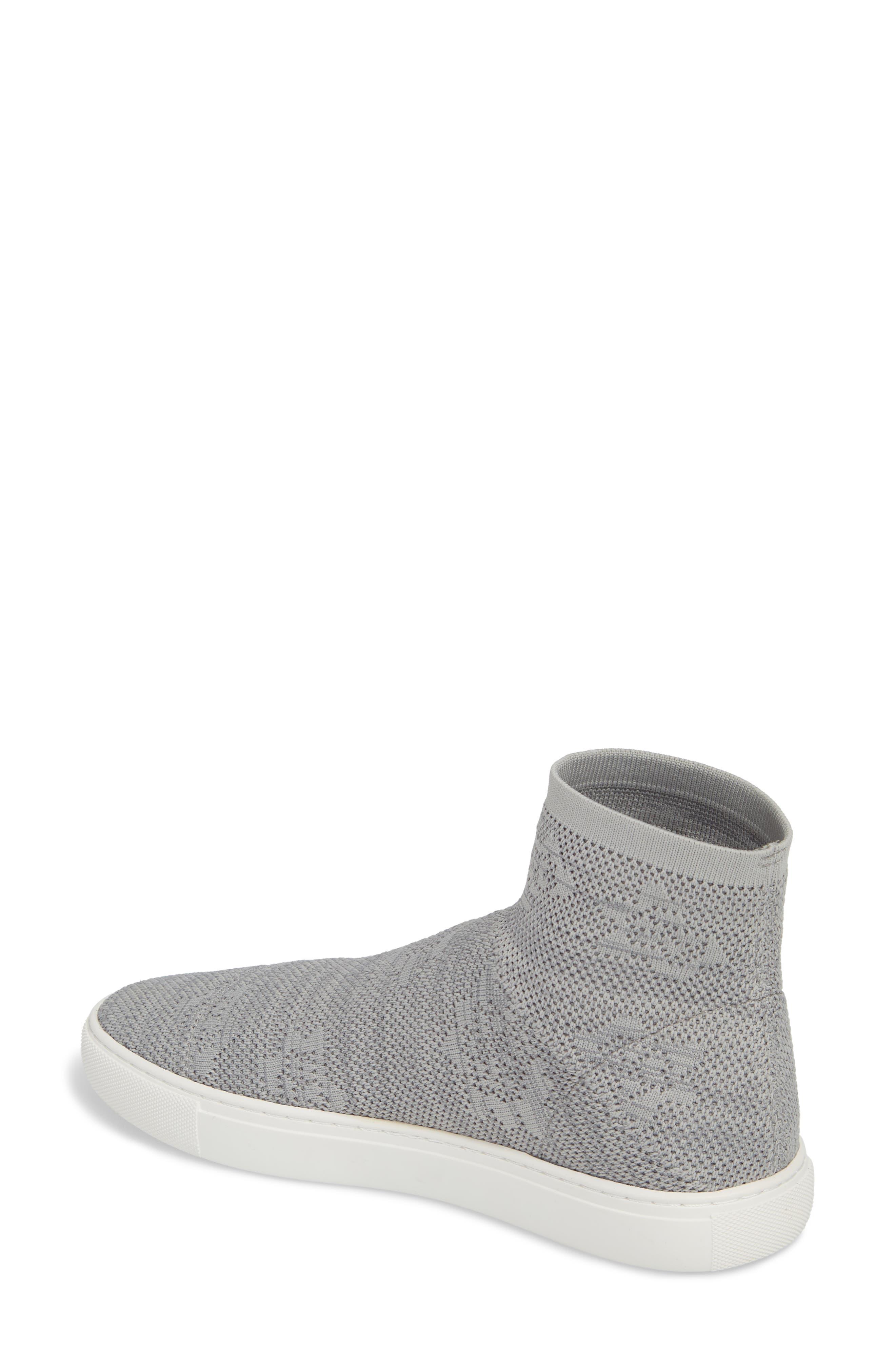 Keating Sneaker,                             Alternate thumbnail 2, color,                             Dust Grey Fabric