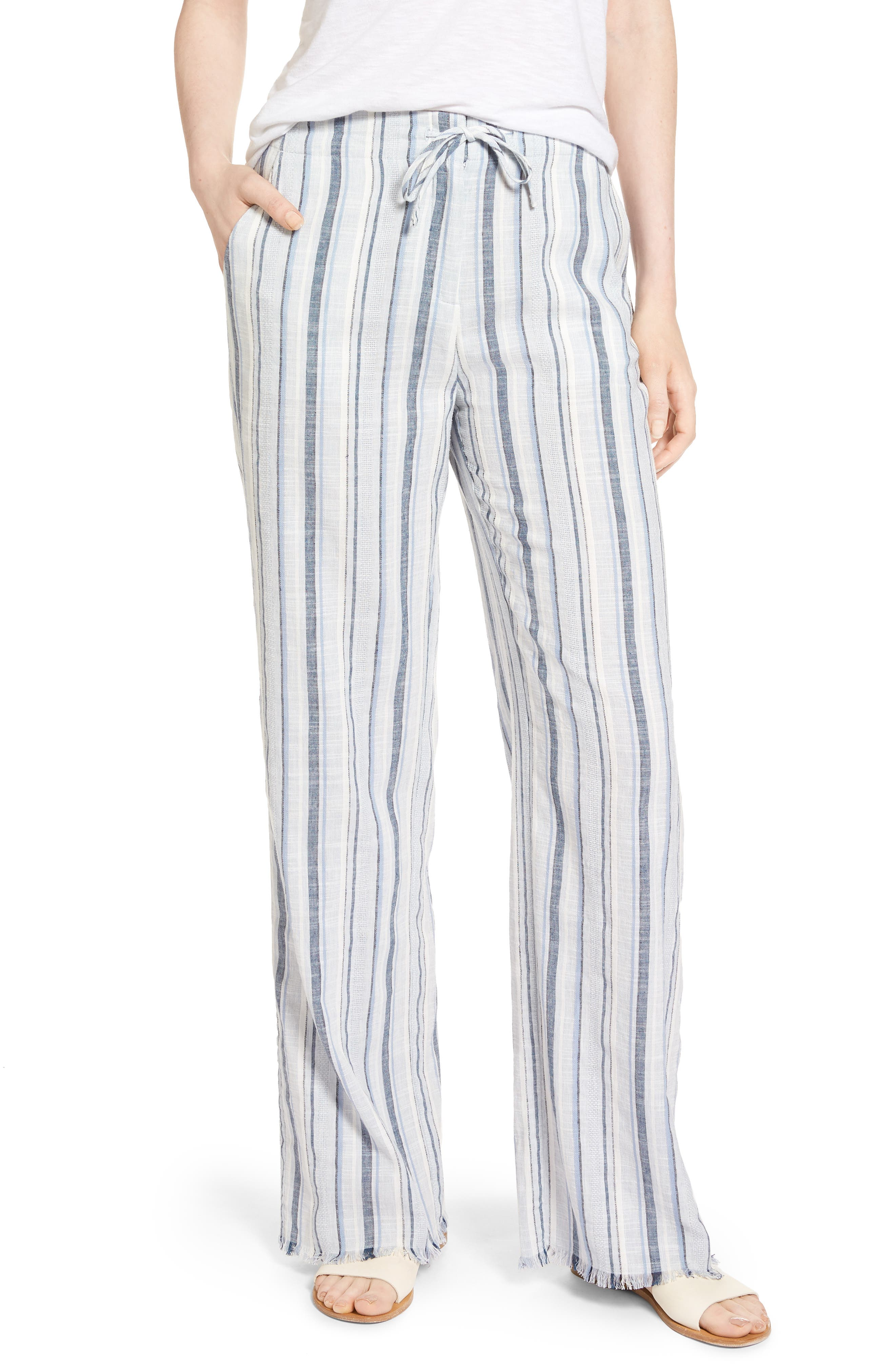 Morning Stroll Pants,                         Main,                         color, Multi