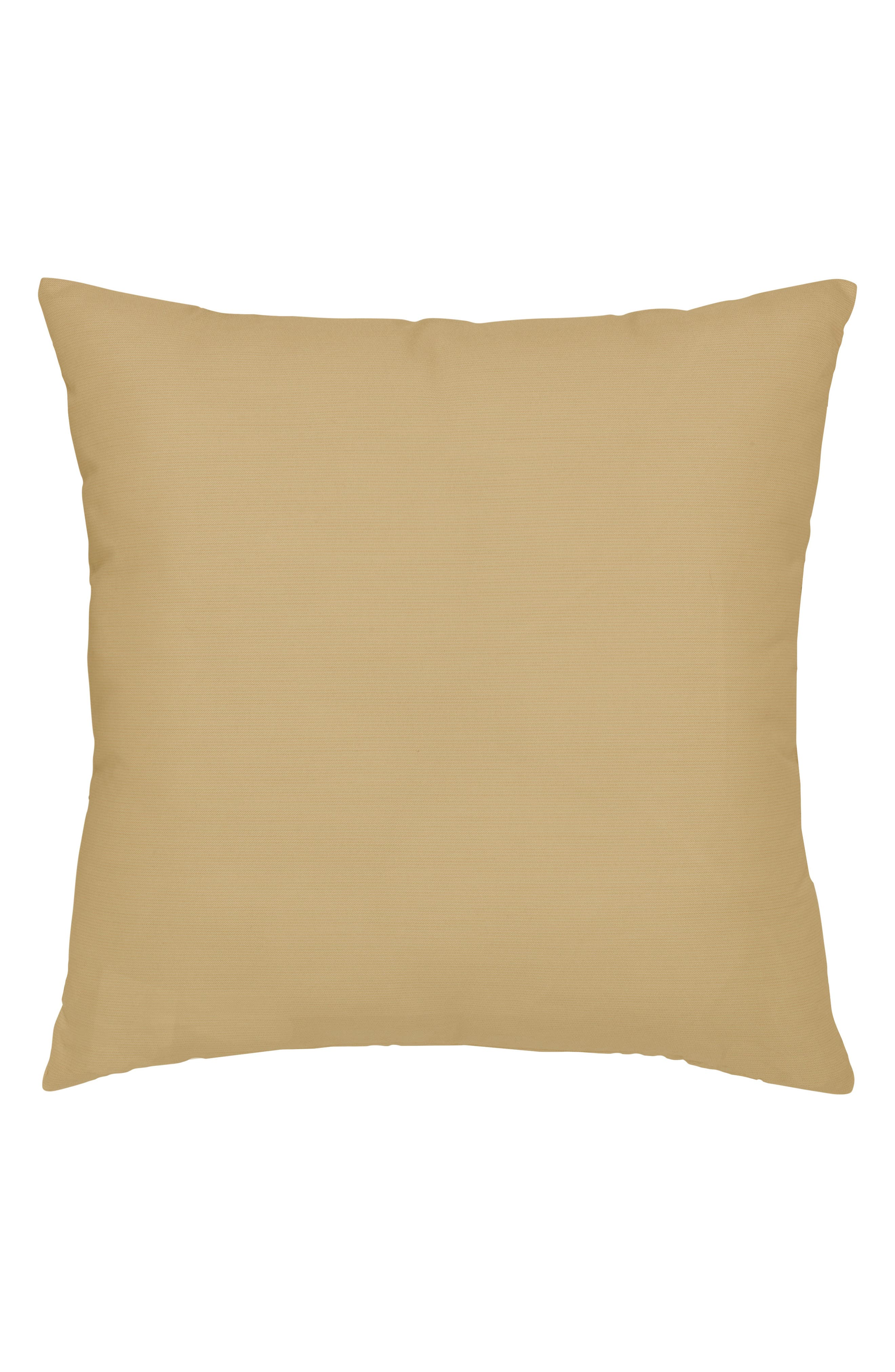 Copper Mountain Indoor/Outdoor Accent Pillow,                             Alternate thumbnail 2, color,                             Brown