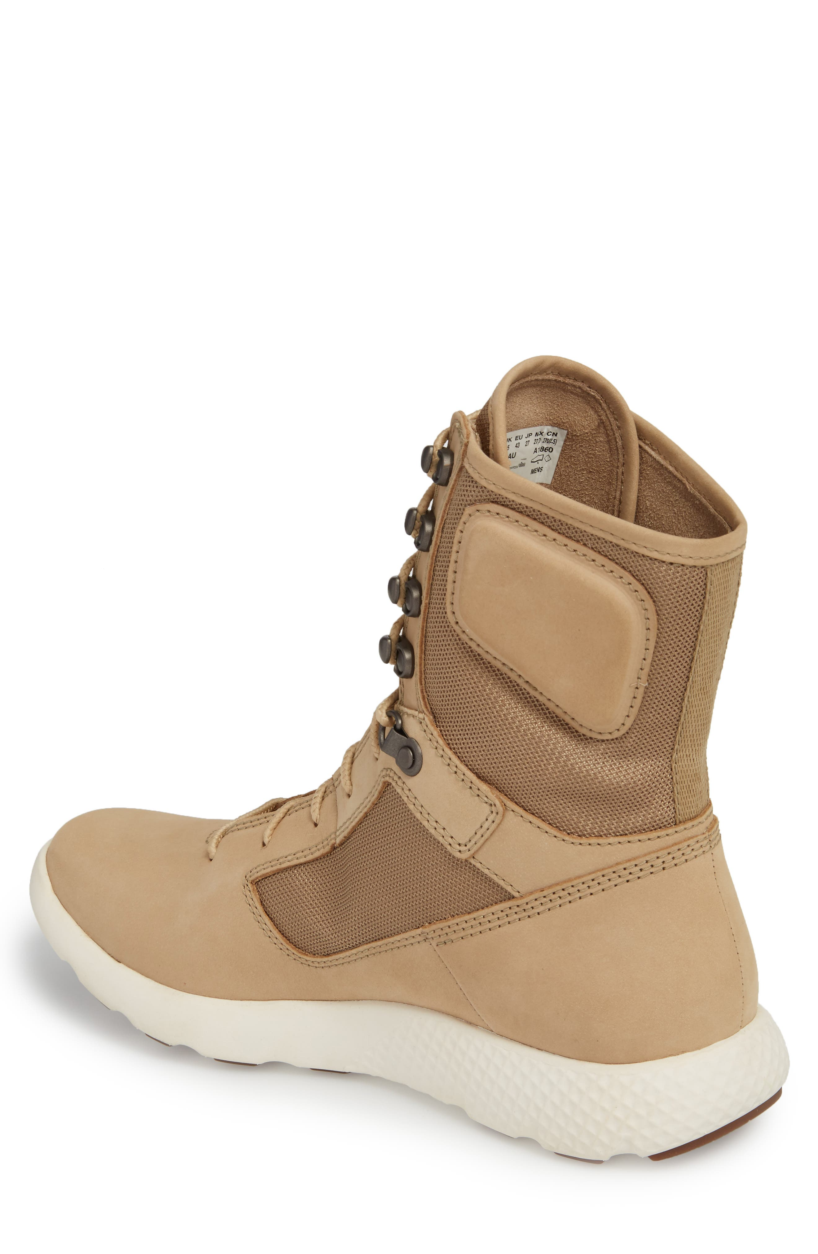 FlyRoam Tactical Boot,                             Alternate thumbnail 2, color,                             Cornstalk Nubuck Leather