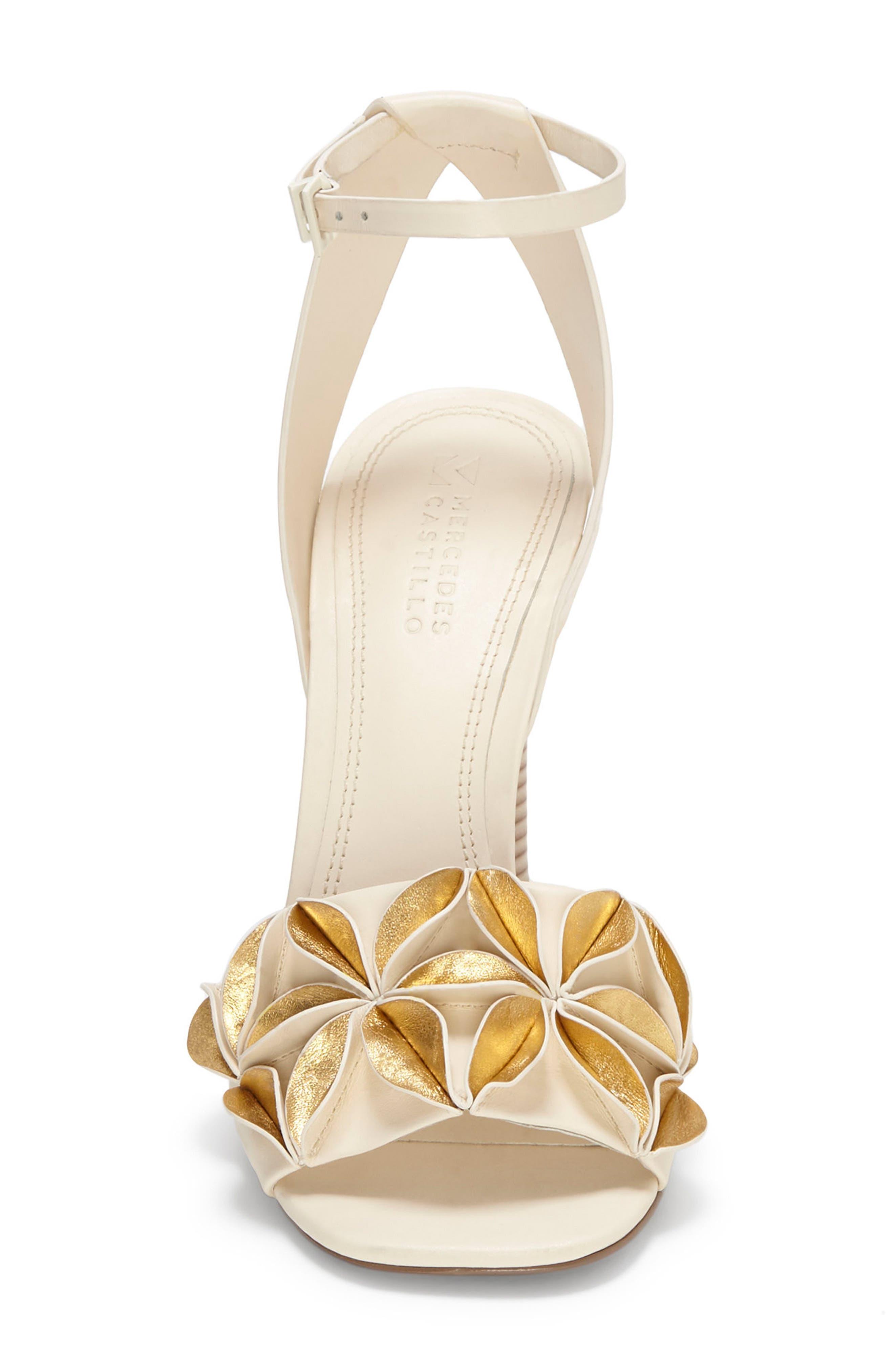 Alternate Image 9  - Mercedes Castillo Milee Ankle Strap Sandal (Women)