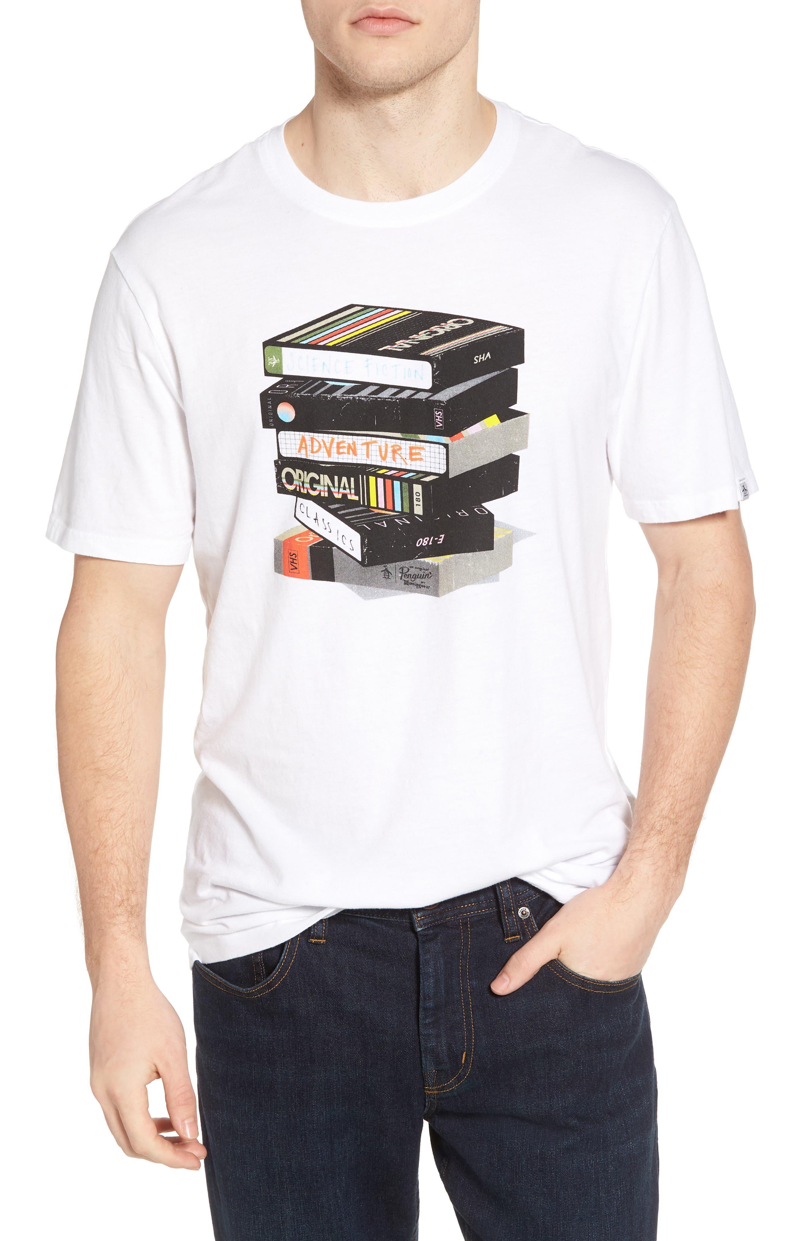 Original Penguin Be Kind Rewind T-Shirt
