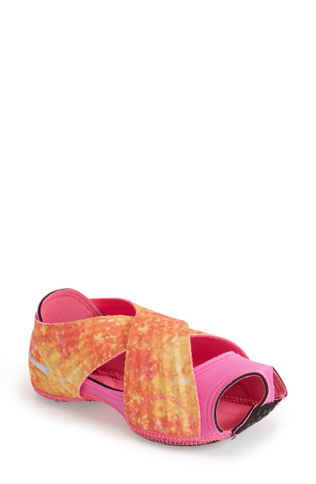 Alternate Image 1 Selected - Nike 'Studio Wrap 3' Yoga Training Shoe (Women)