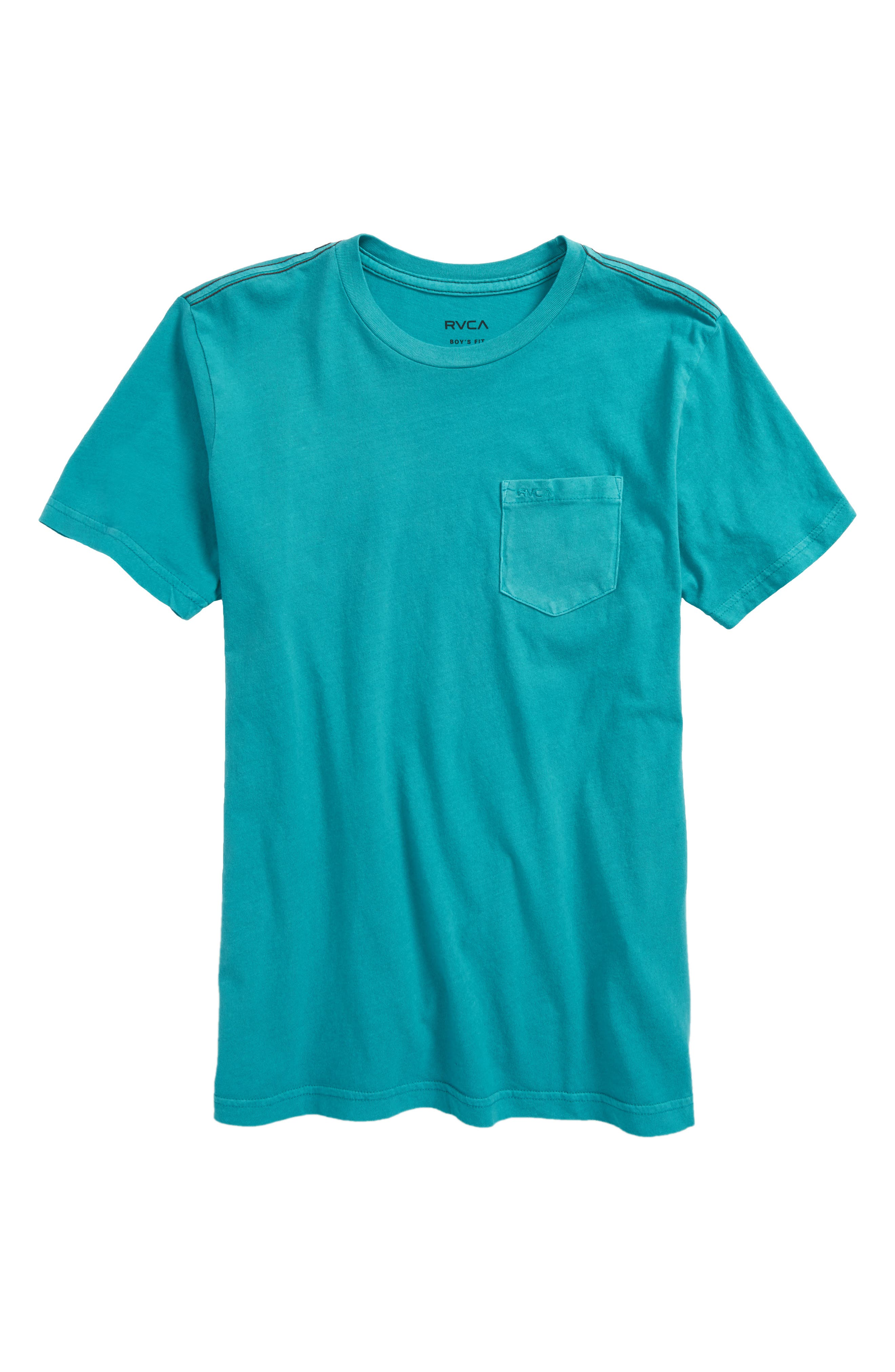 RVCA Pigment T-Shirt (Big Boys)