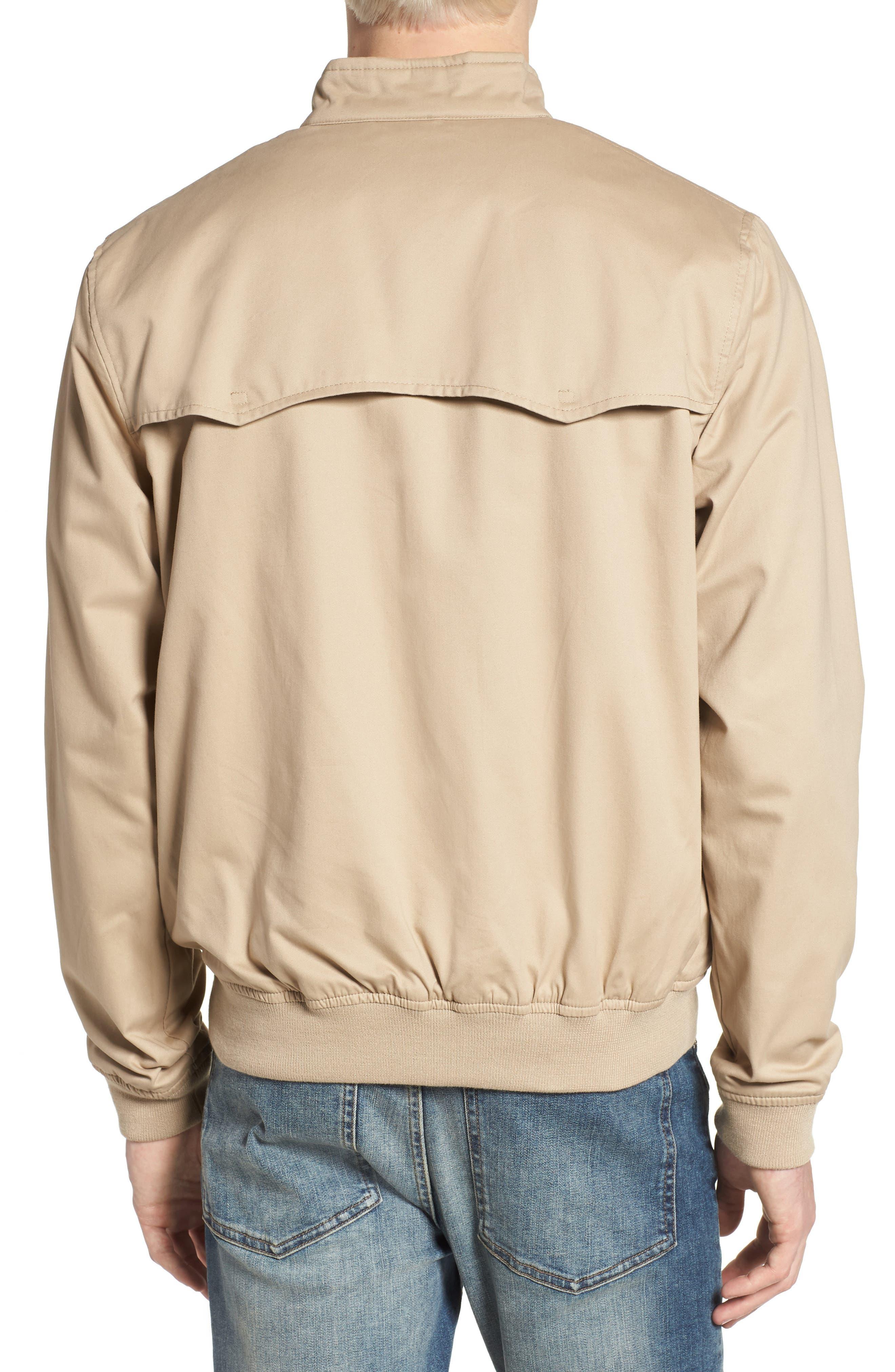 Harrington Jacket,                             Alternate thumbnail 2, color,                             Stone