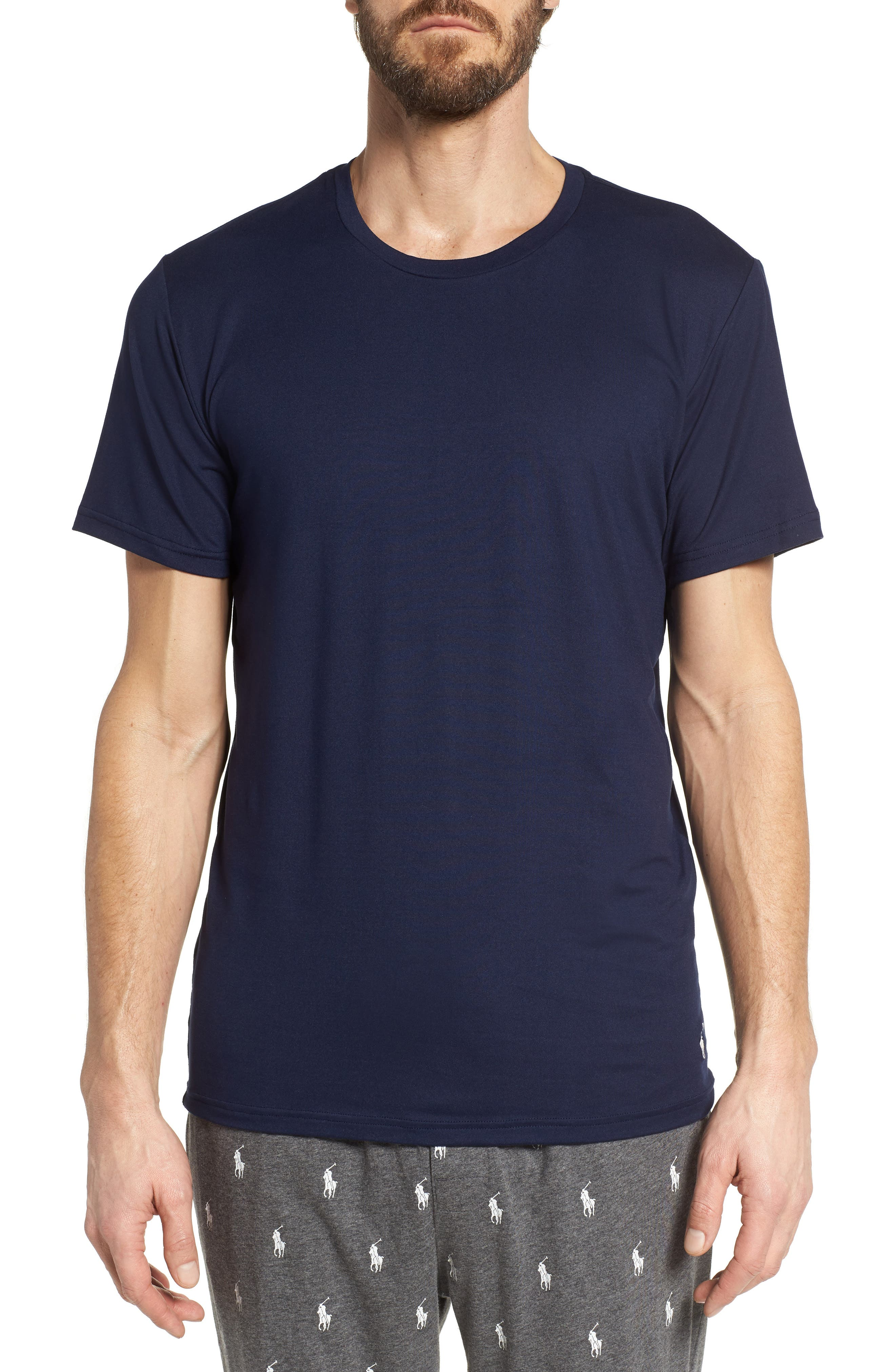 Polo Ralph Lauren Therma Sleep Crewneck T-Shirt