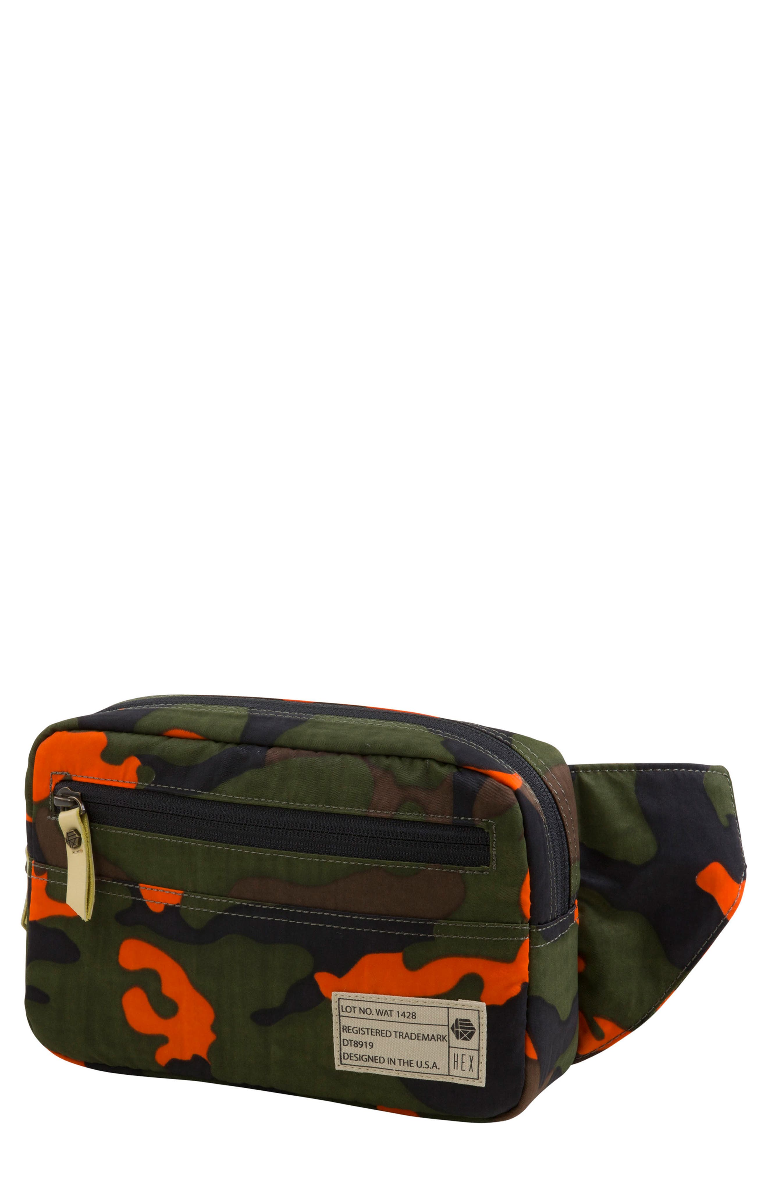 Alternate Image 1 Selected - HEX Aspect Collection Water Resistant Waist Pack