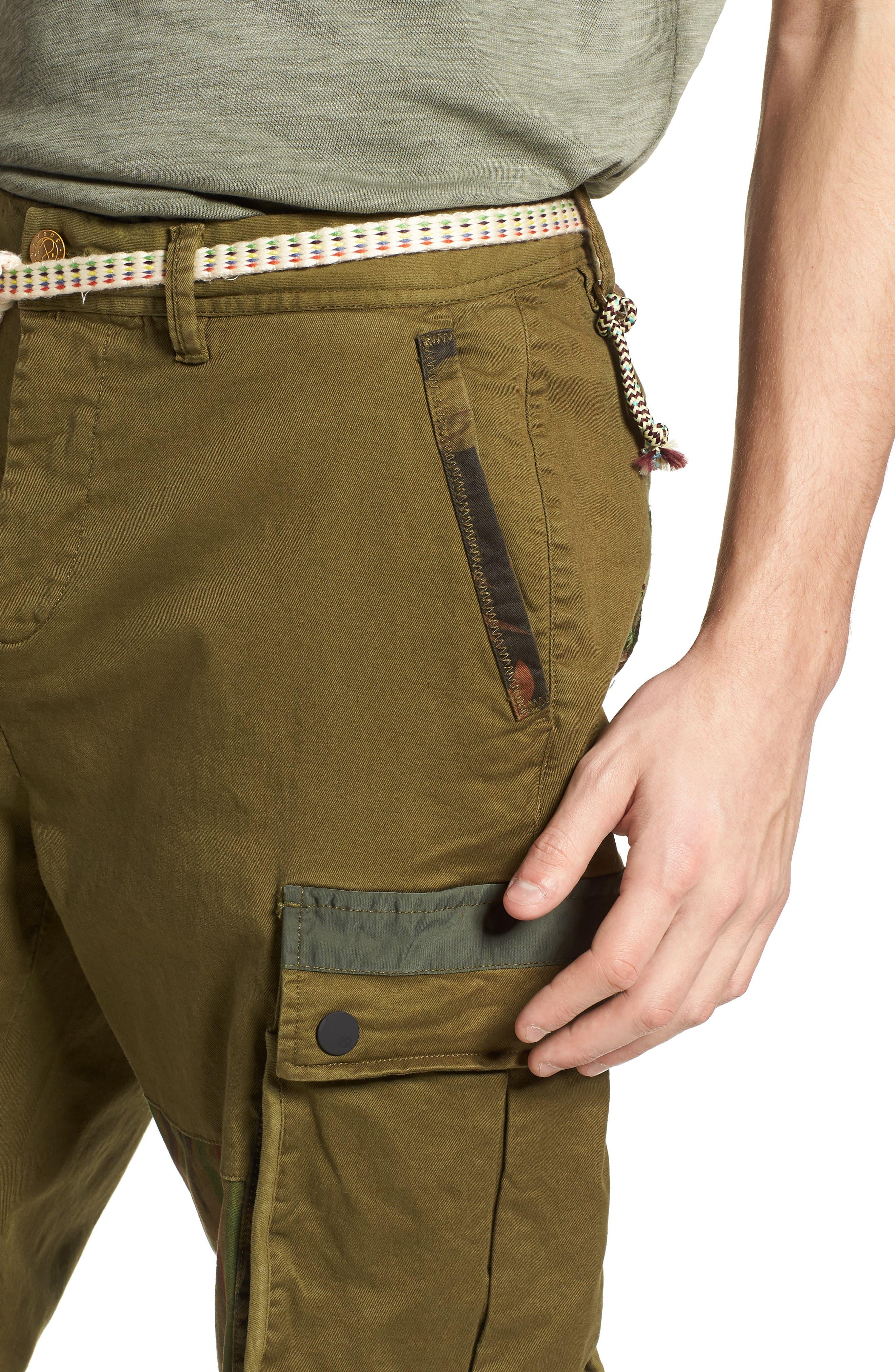 Alternate Image 4  - Scotch & Soda Utility Pants