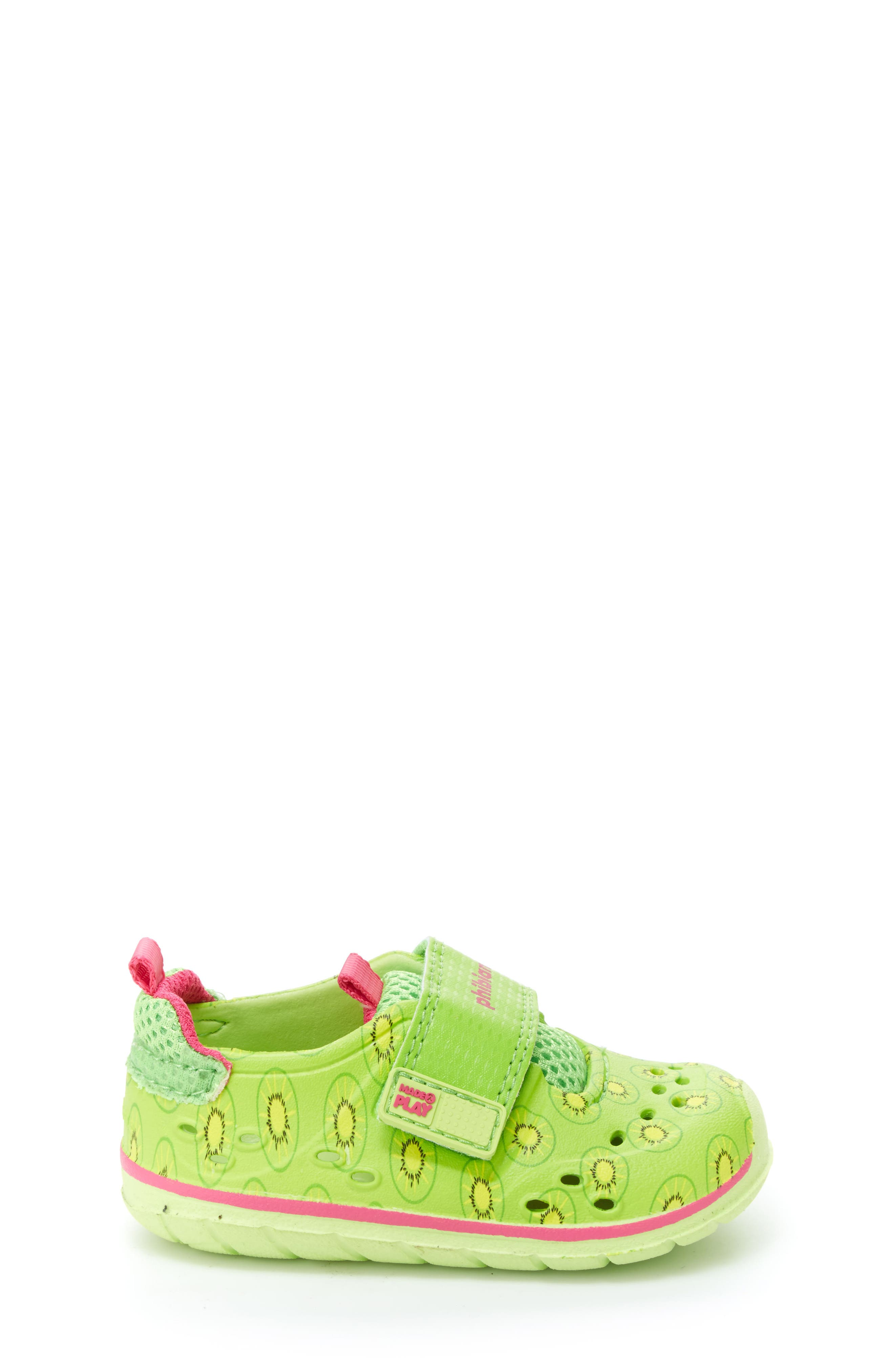 Made2Play<sup>®</sup> Phibian Sneaker,                             Alternate thumbnail 2, color,                             Green Kiwi
