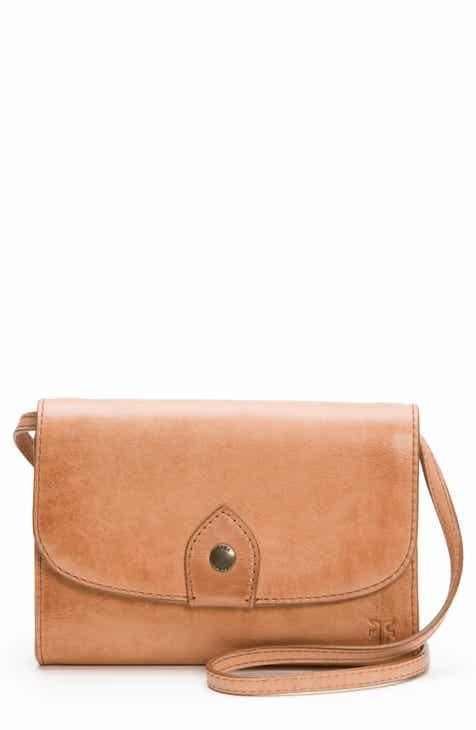 Frye Melissa Leather Crossbody Bag 1a94406e42