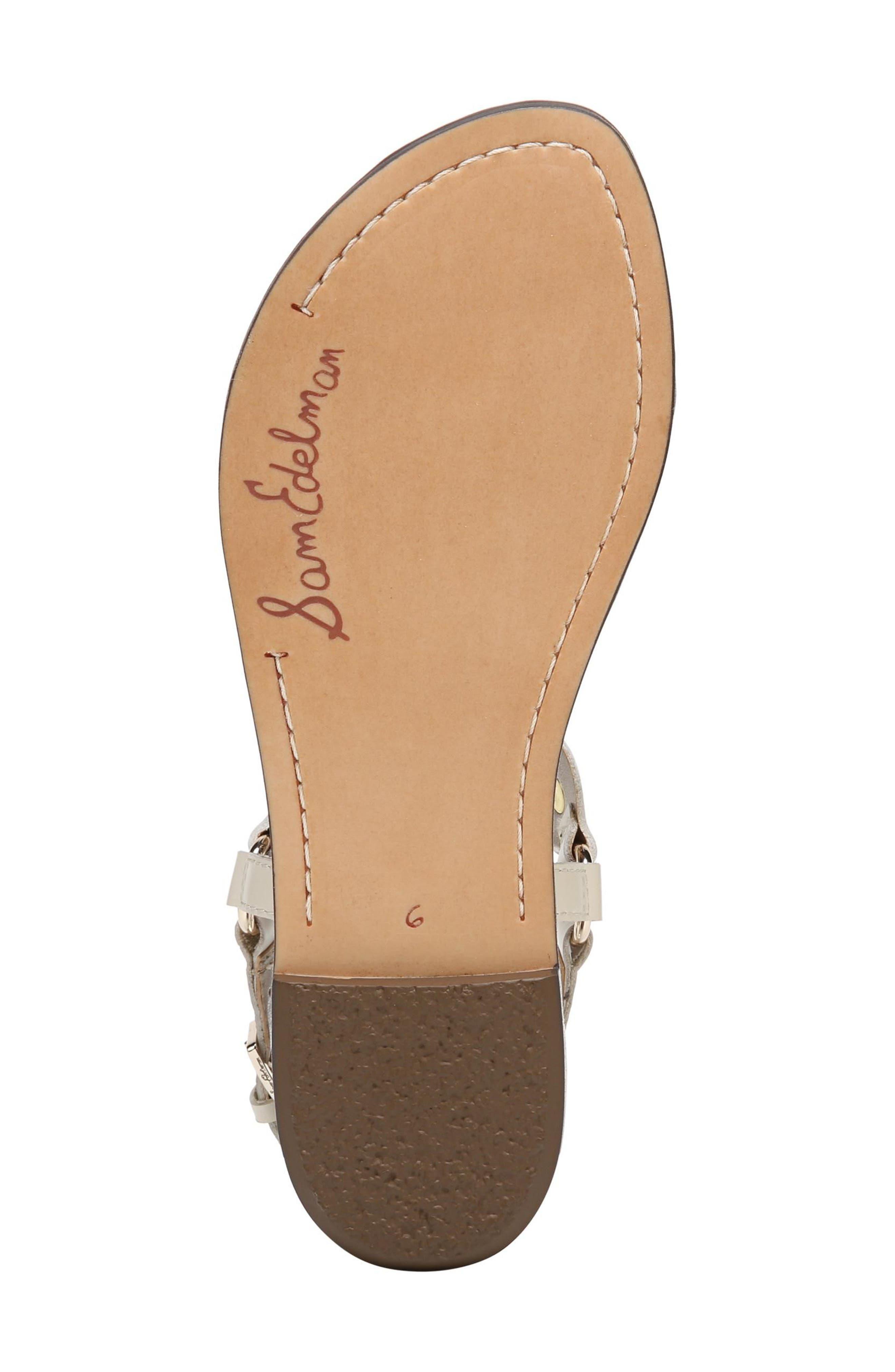Alternate Image 6  - Sam Edelman Gilly T-Strap Sandal (Women)