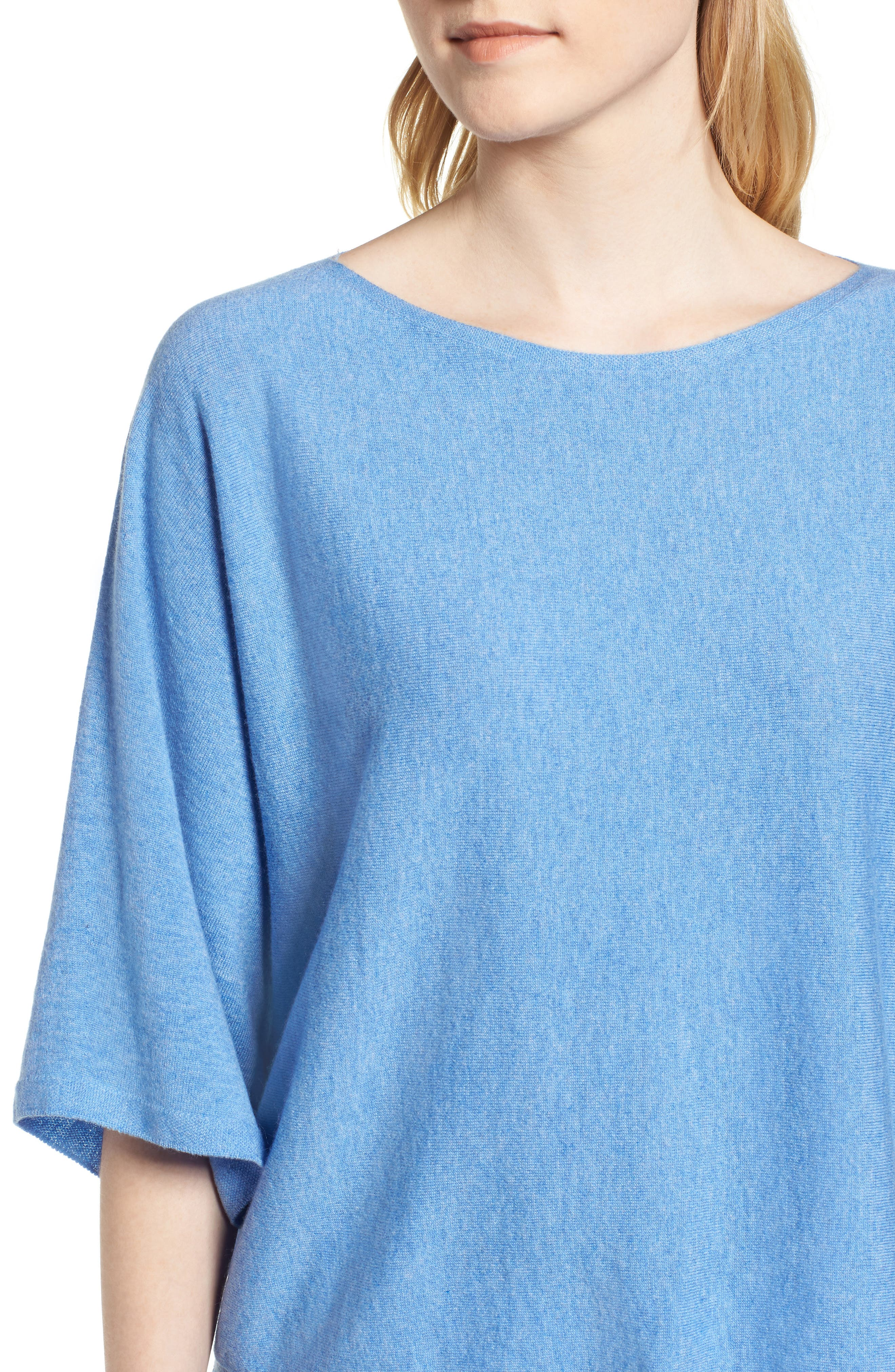 Alternate Image 4  - Eileen Fisher Cashmere Sweater