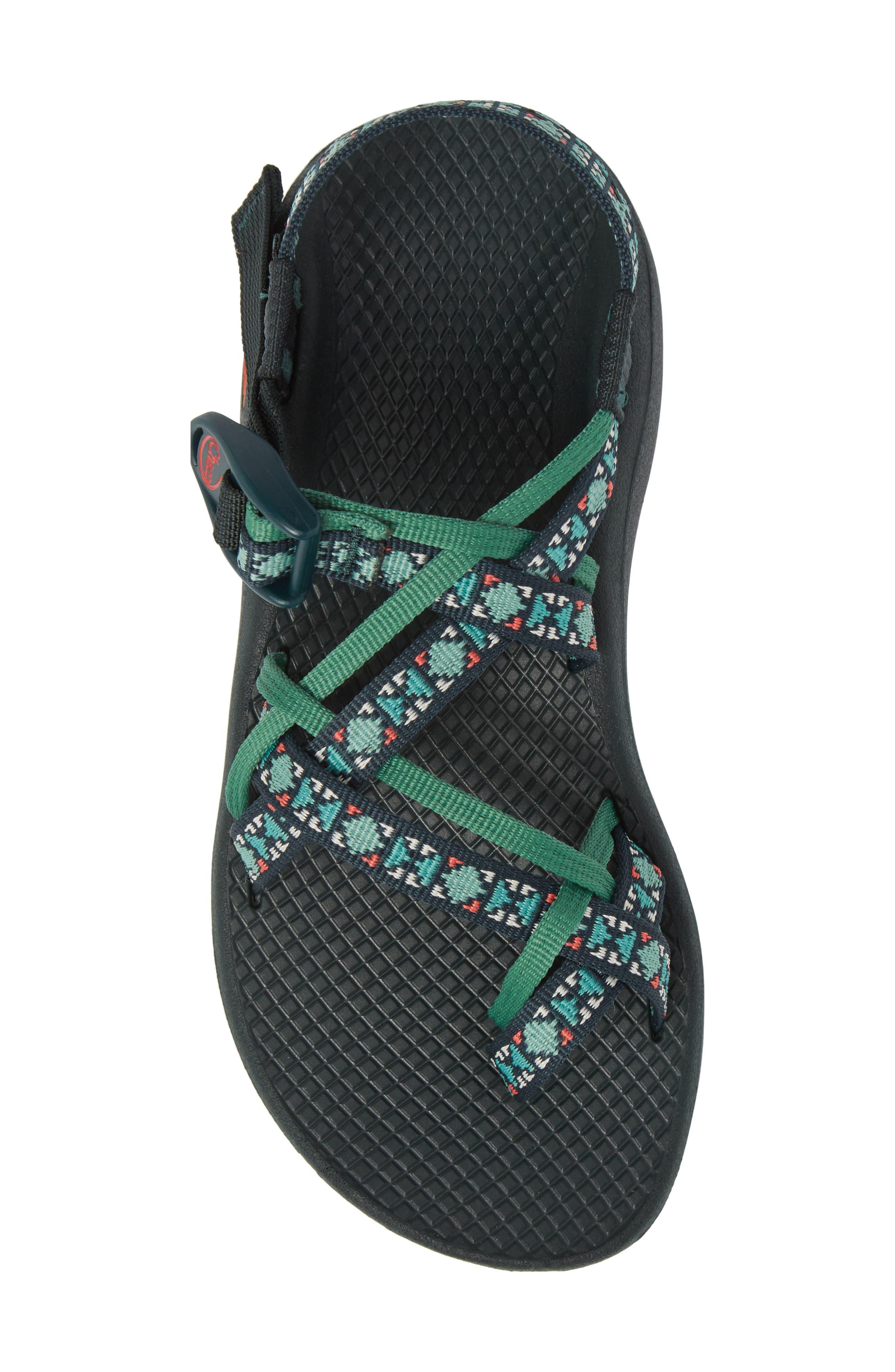 Z/Cloud X2 Remix Sport Sandal,                             Alternate thumbnail 5, color,                             Creed Pine
