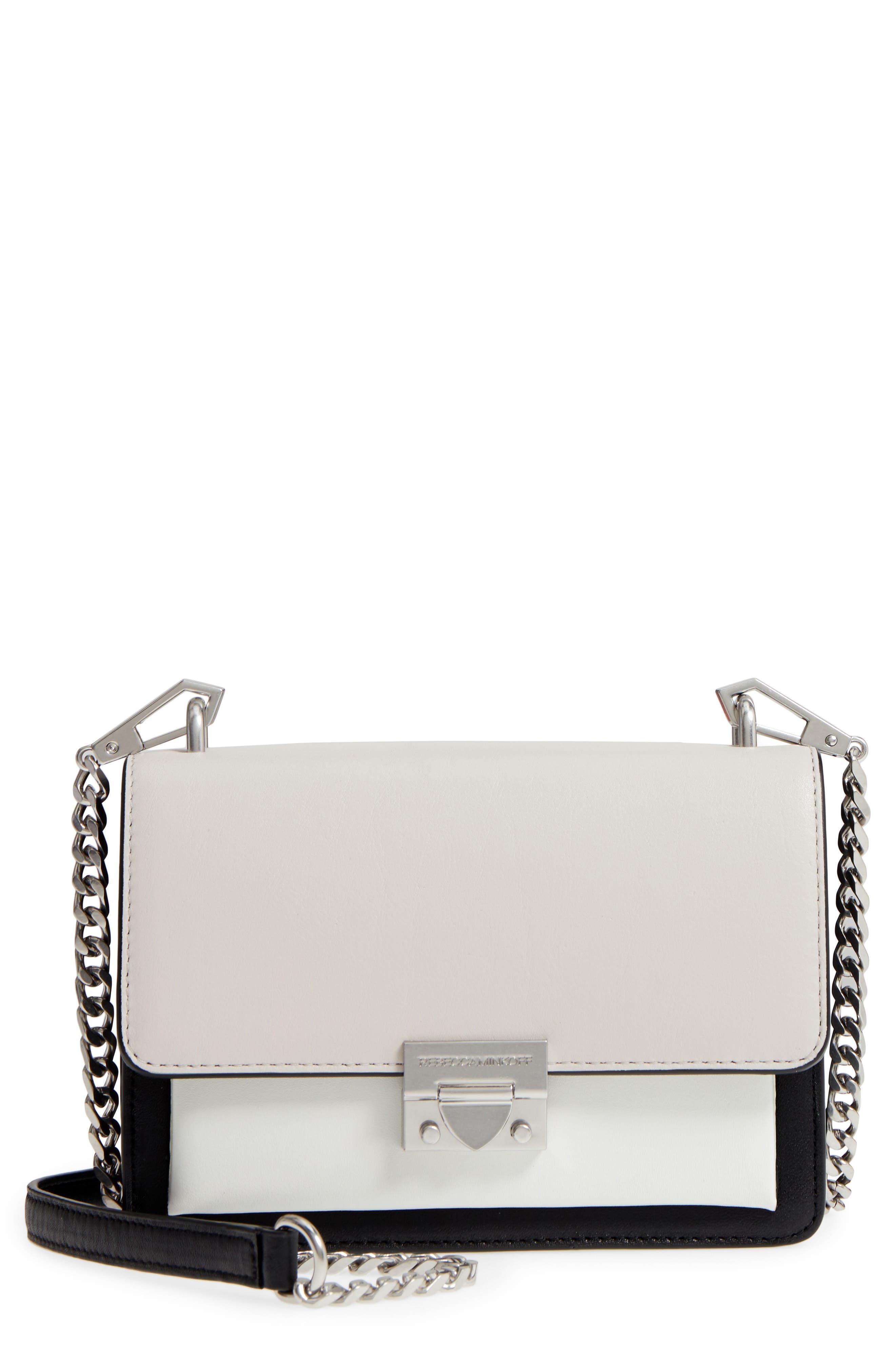 Rebecca Minkoff Small Christy Leather Shoulder Bag