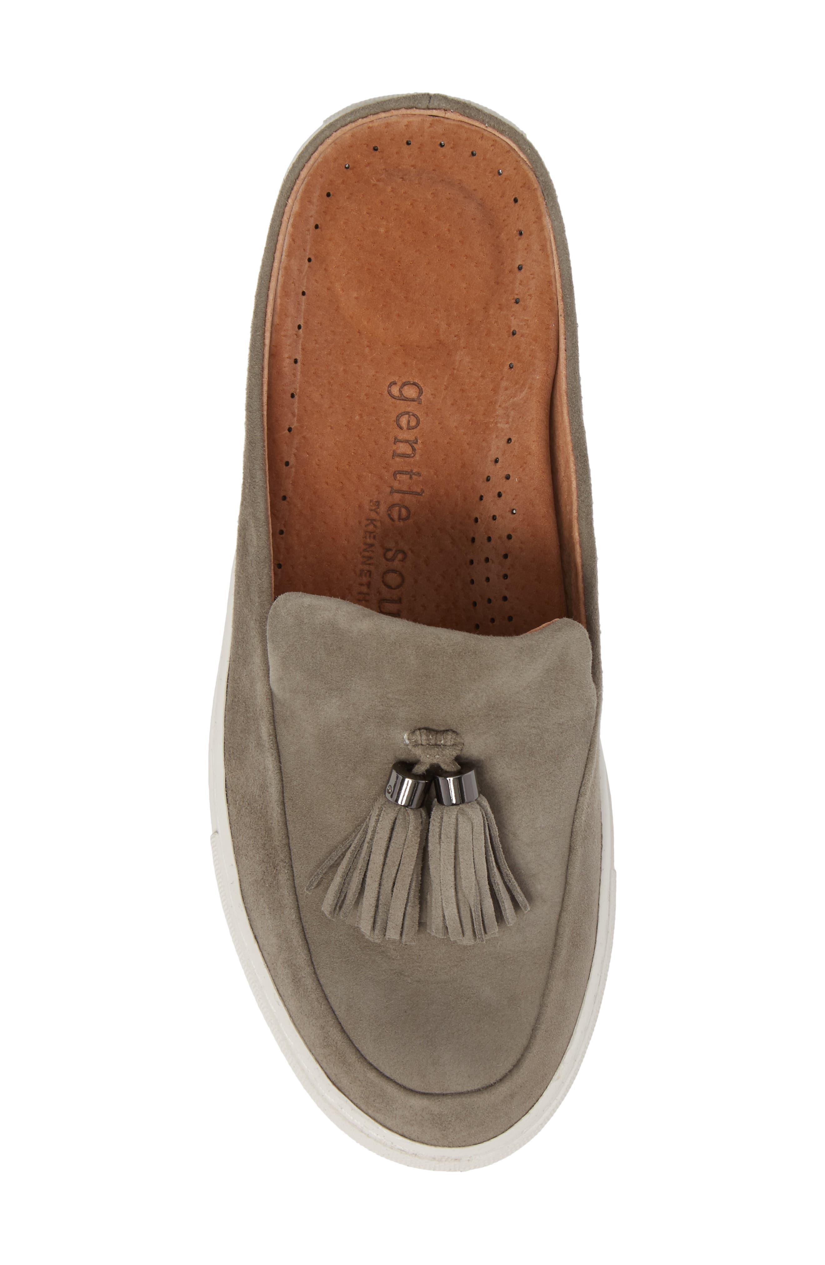 Alternate Image 5  - Gentle Souls Rory Loafer Mule Sneaker (Women)