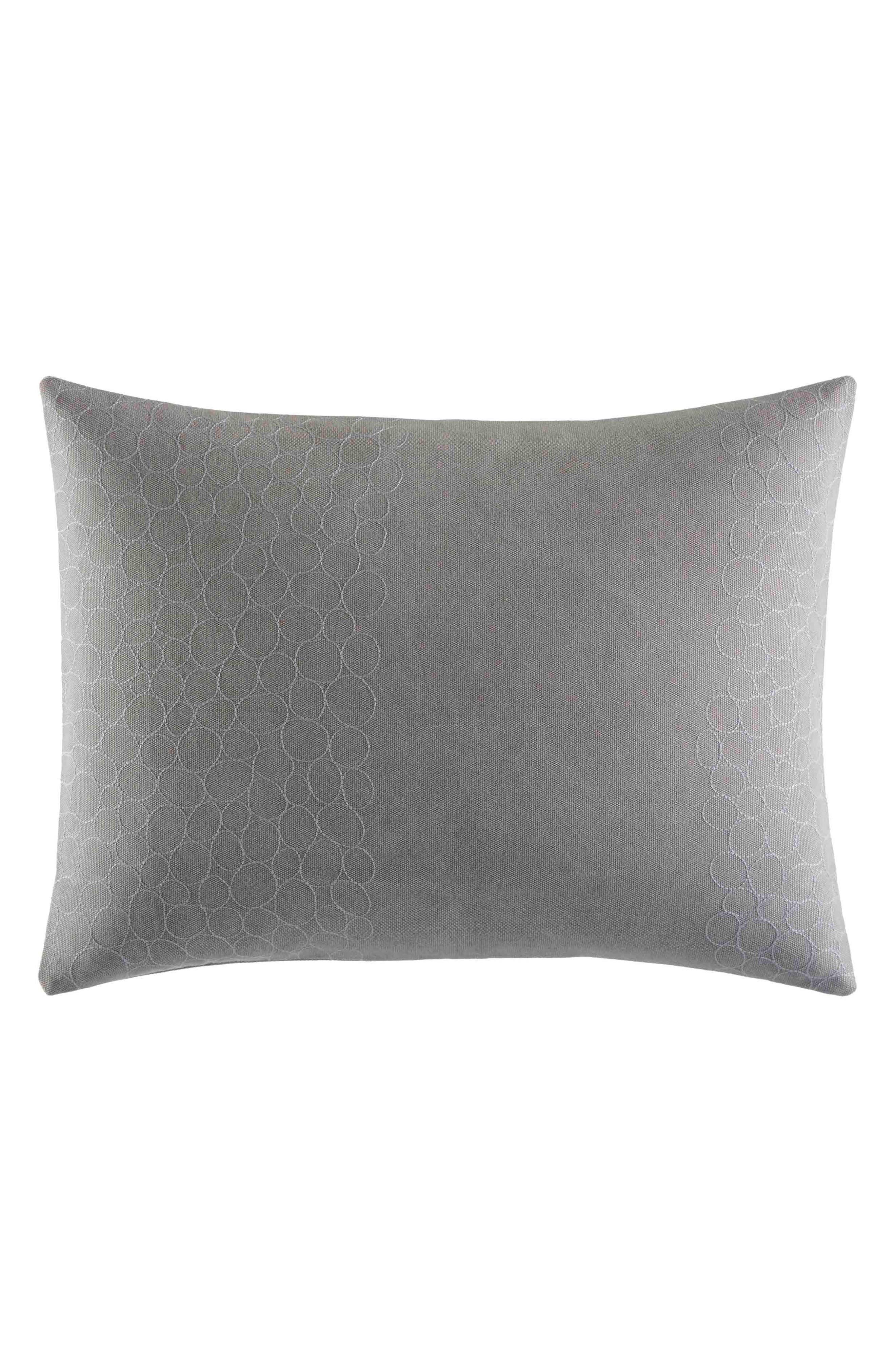 Vera Wang Transparent Leaves Breakfast Pillow