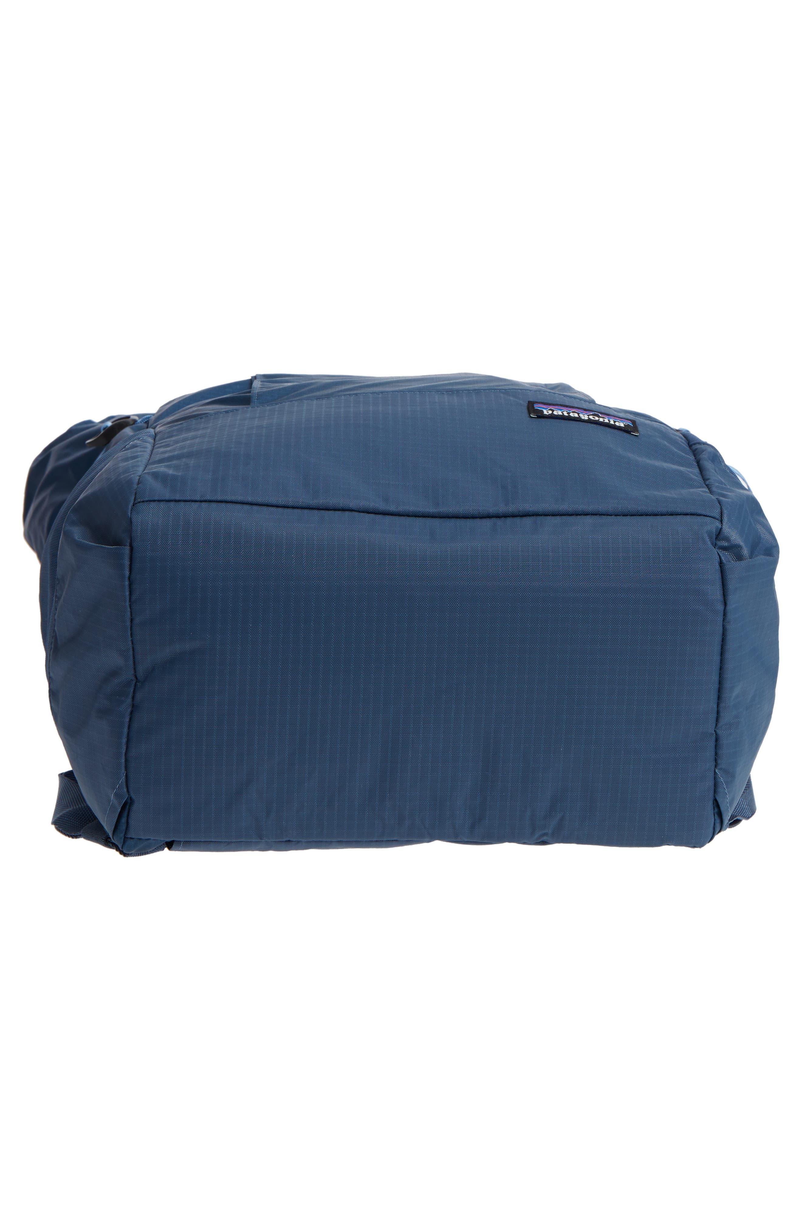 Lightweight Travel Tote Pack,                             Alternate thumbnail 5, color,                             Dolomite Blue