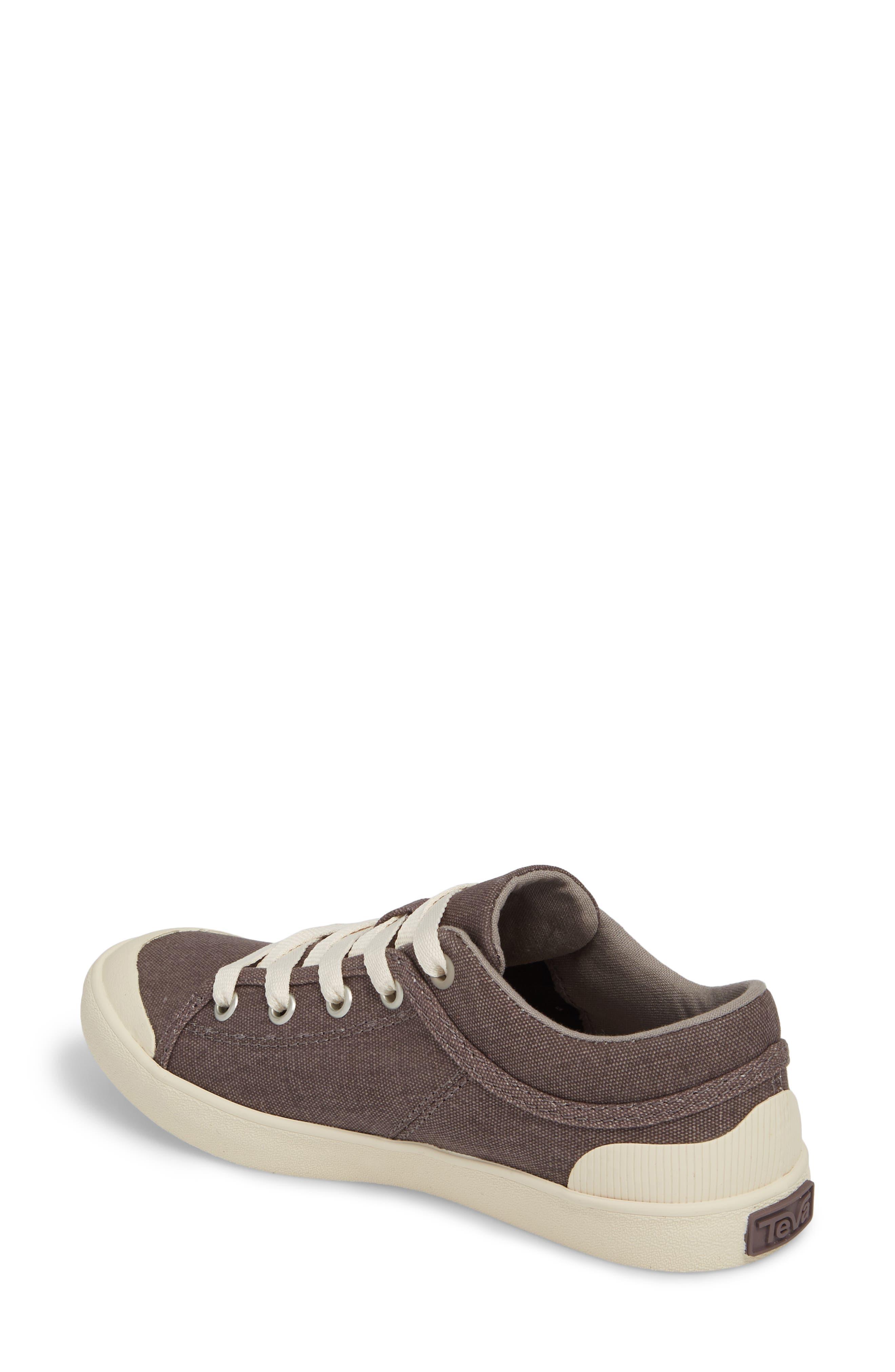 'Freewheel' Sneaker,                             Alternate thumbnail 2, color,                             Plum Truffle