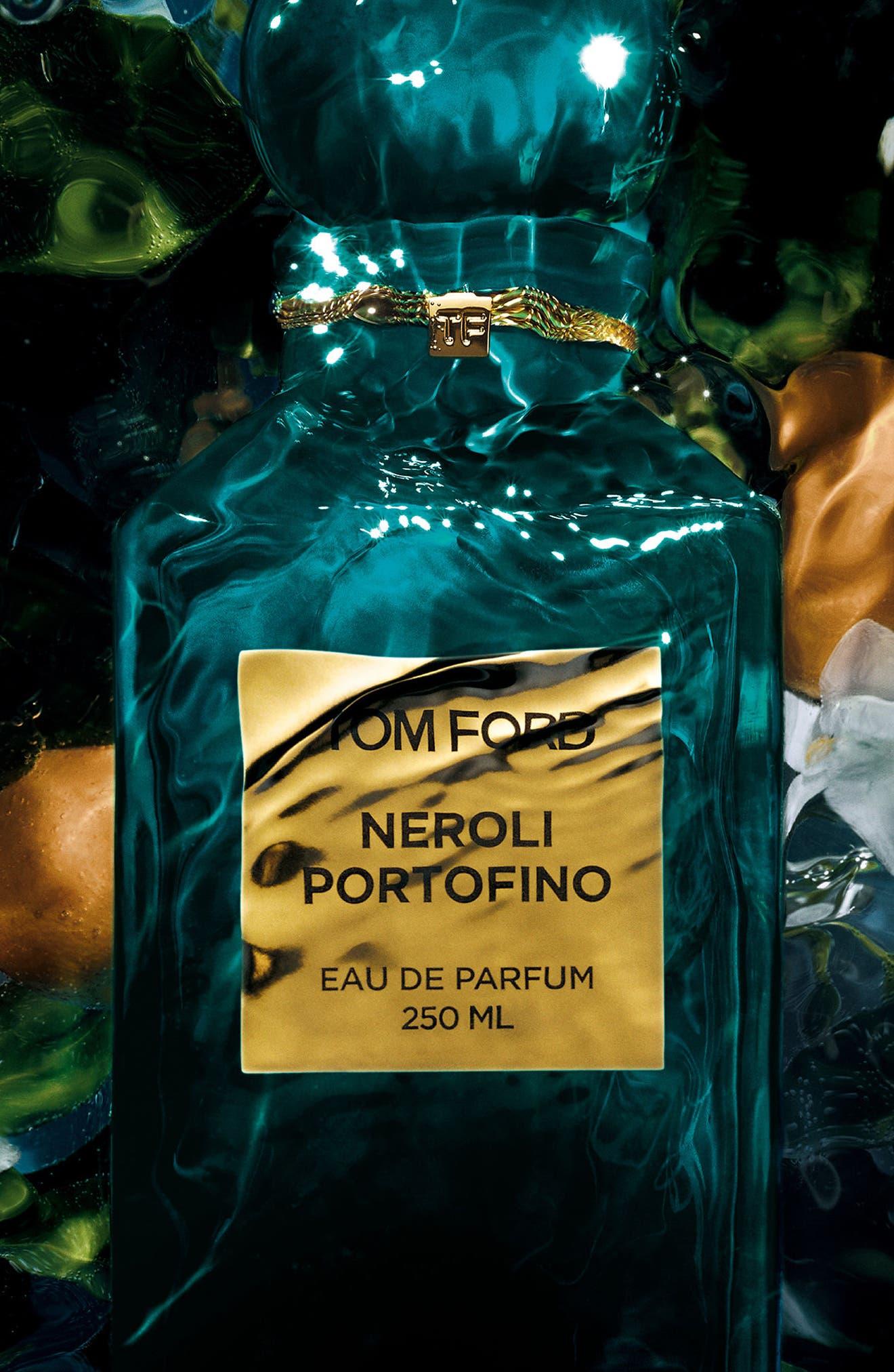 Private Blend Neroli Portofino Eau de Parfum Decanter,                             Alternate thumbnail 4, color,                             No Color