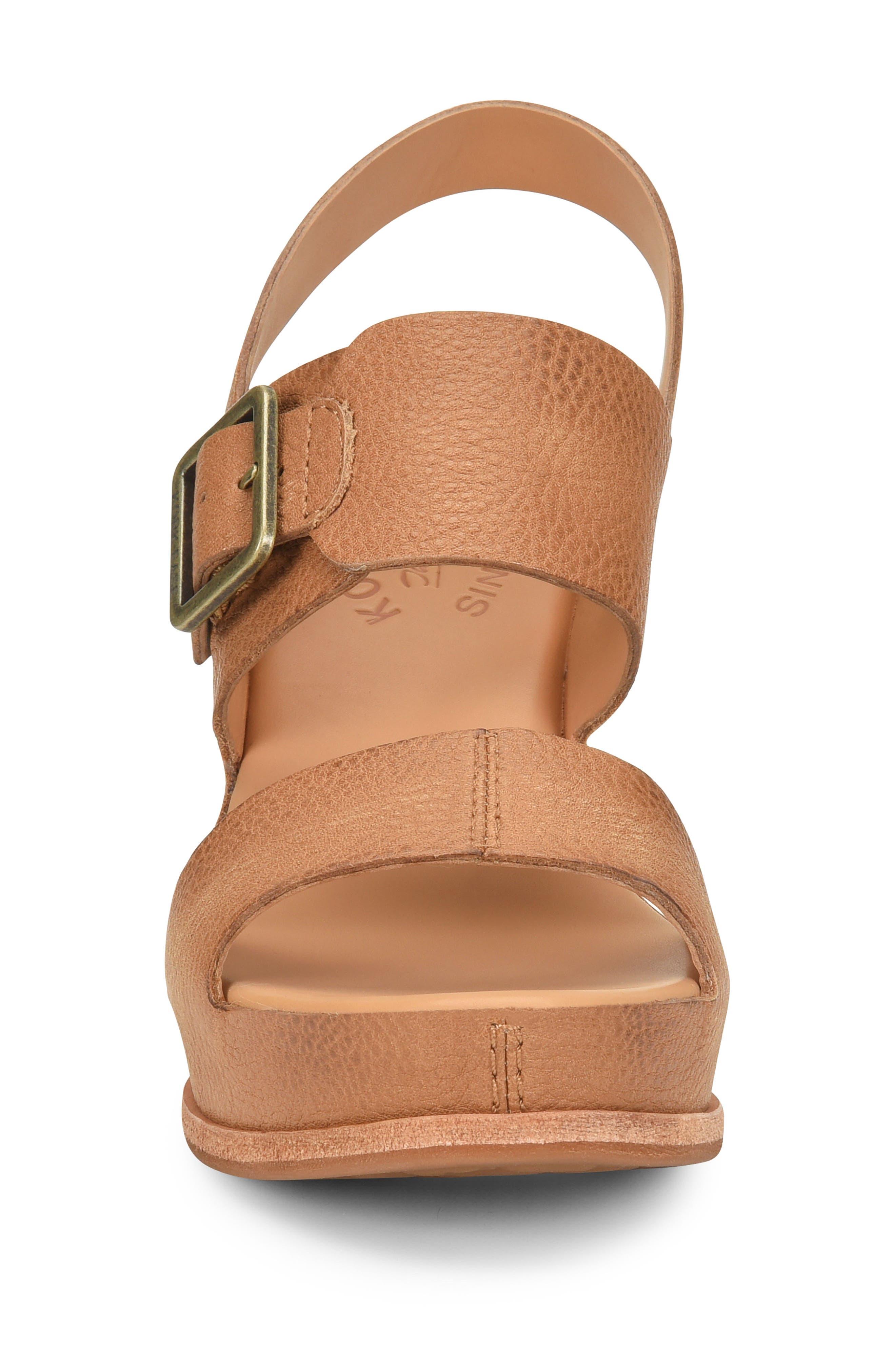 Alternate Image 4  - Kork-Ease® San Carlos Platform Sandal (Women)