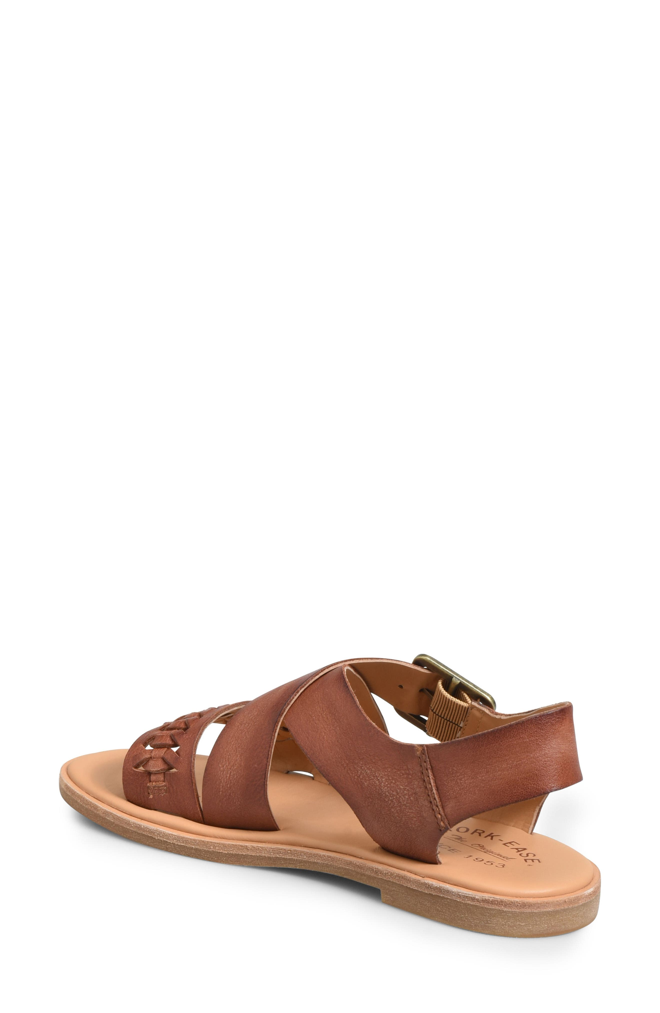 Alternate Image 2  - Kork-Ease® Nara Braid Sandal (Women)