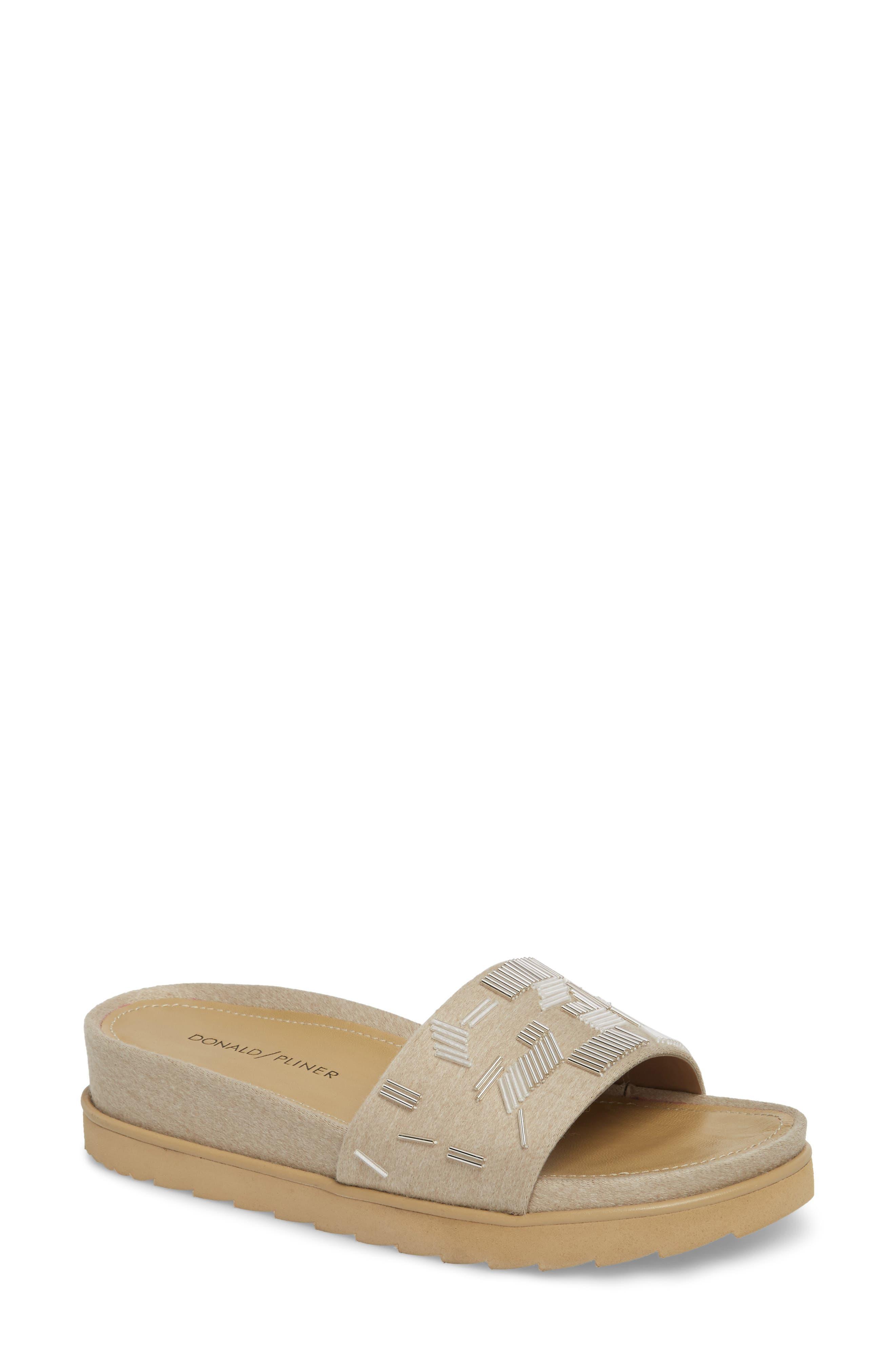 Donald Pliner Cava Slide Sandal (Women)