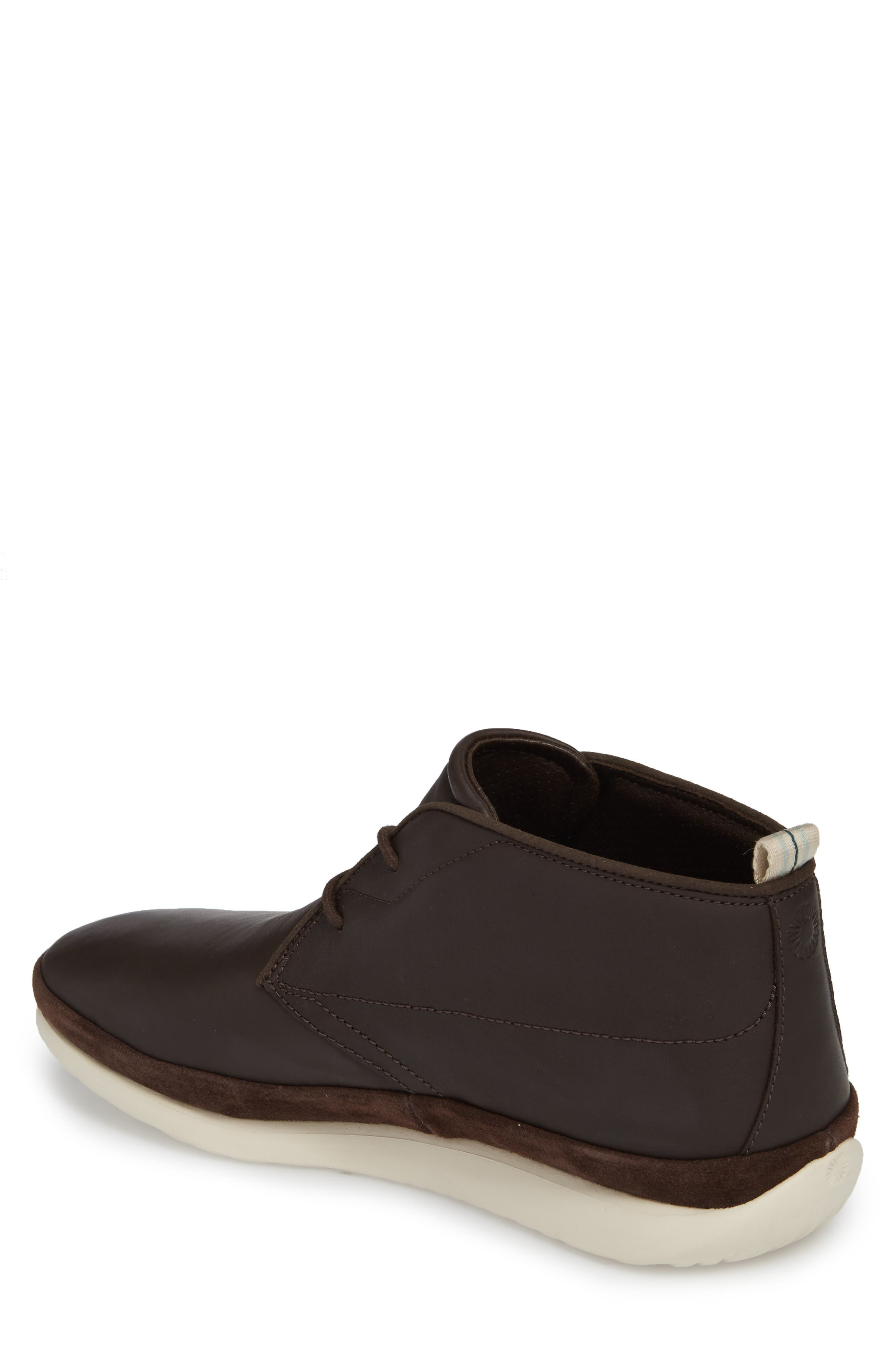 Cali Chukka Boot,                             Alternate thumbnail 2, color,                             Stout Leather