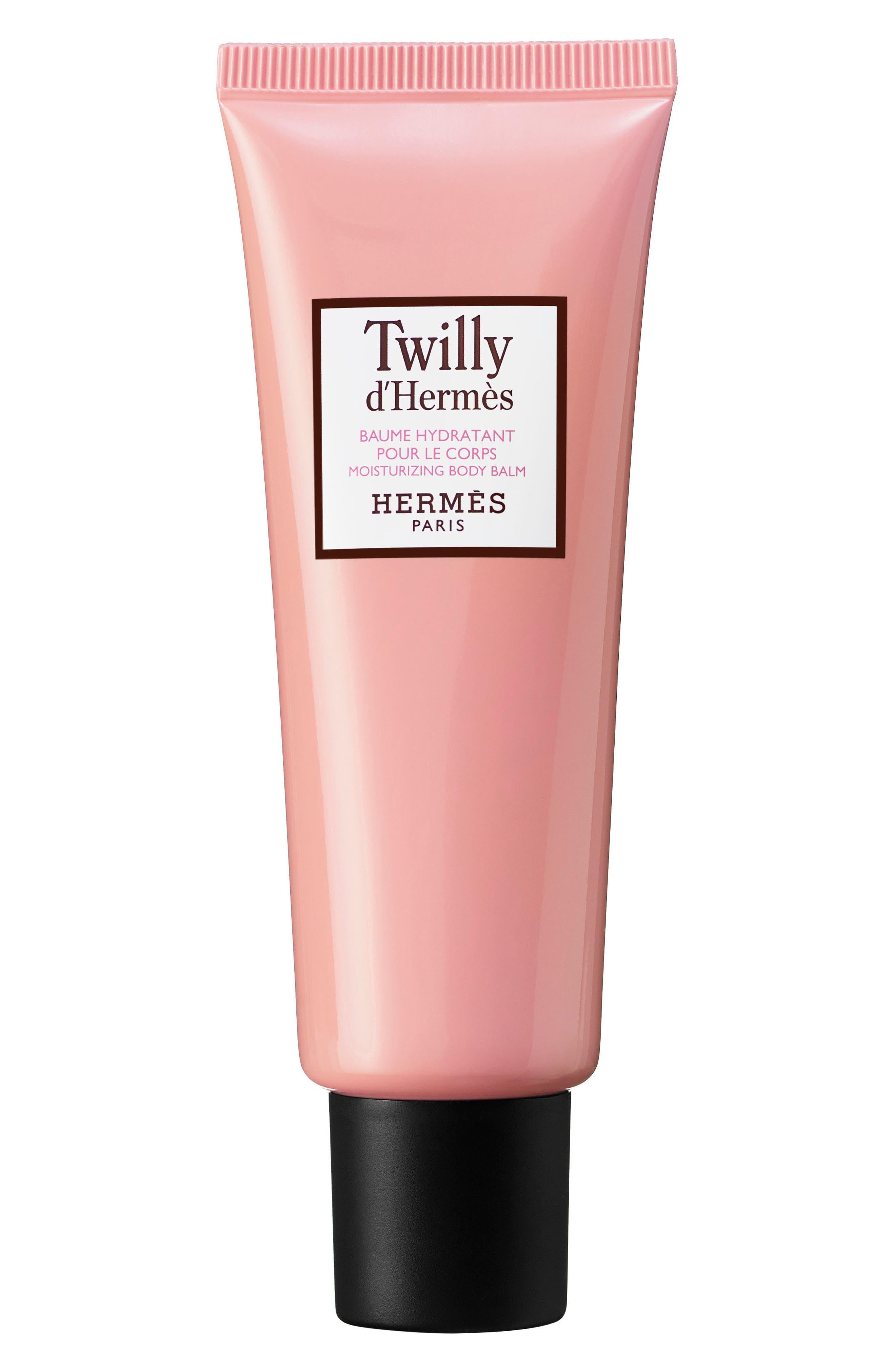 Twilly d'Hermès - Moisturizing body balm,                             Main thumbnail 1, color,                             No Color