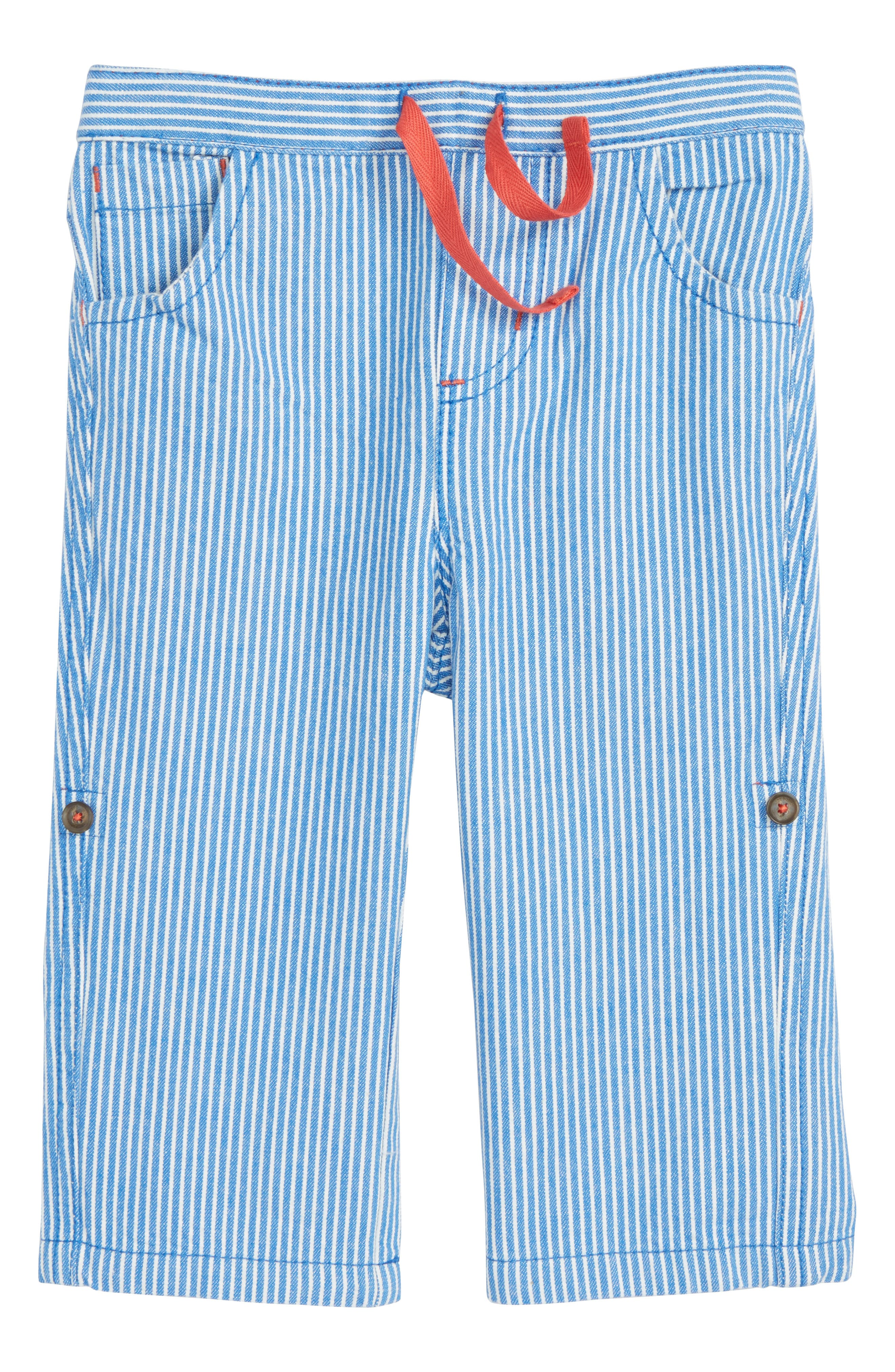 Mini Boden Roll-Up Pants (Baby Boys & Toddler Boys)
