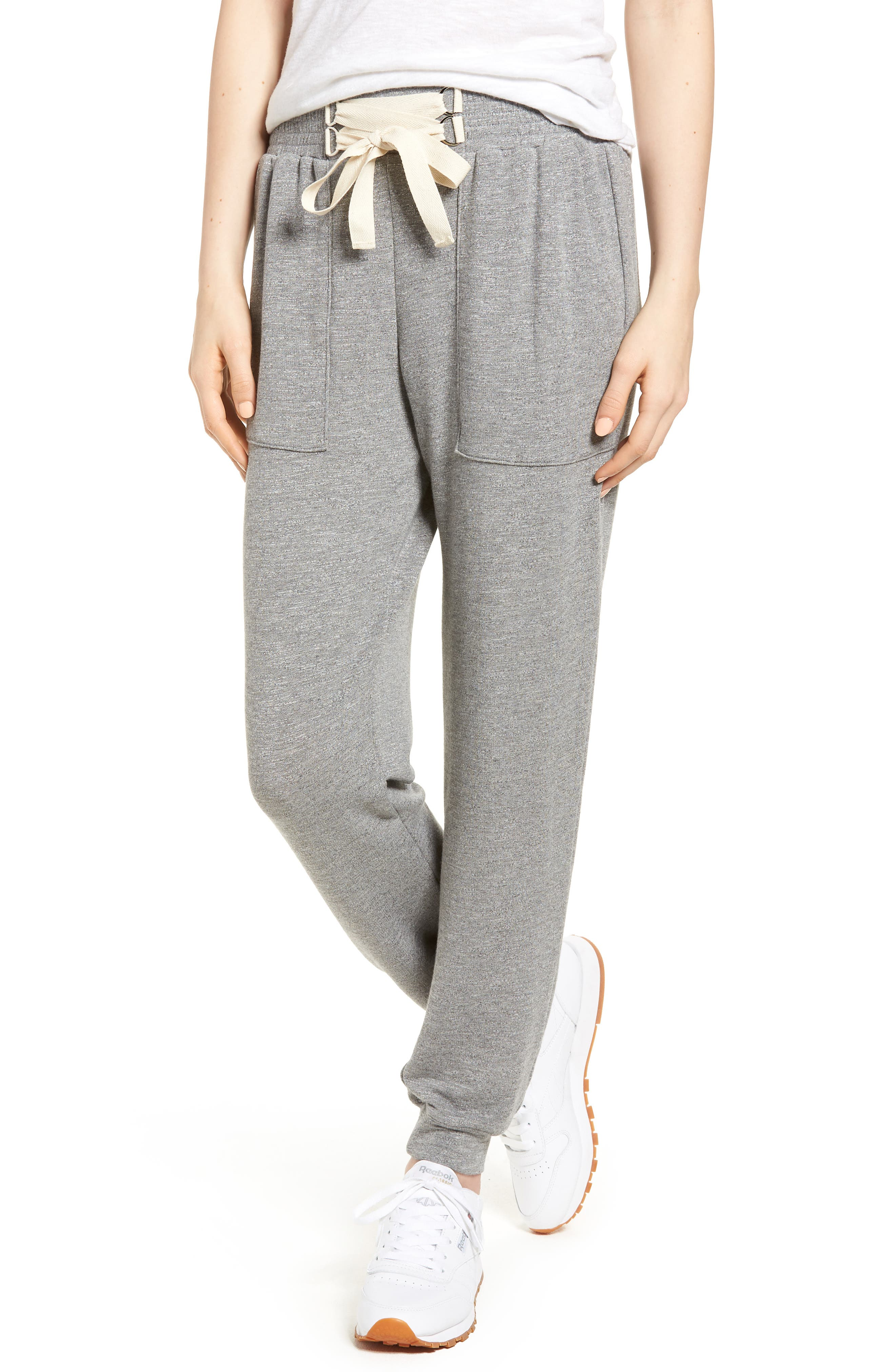 Dream Active Jogger Pants,                         Main,                         color, Heather Grey
