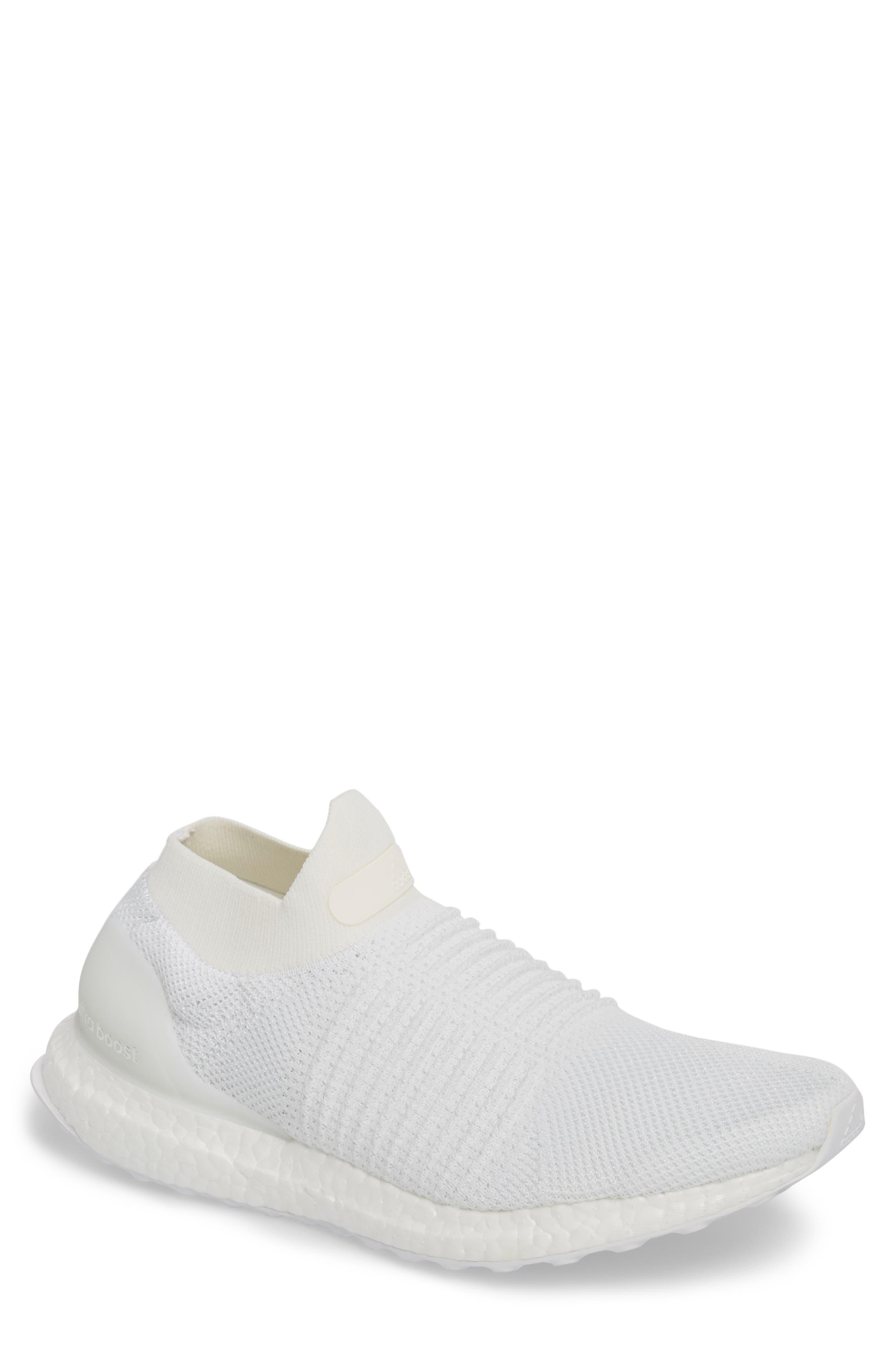adidas UltraBoost Laceless Running Shoe (Men)