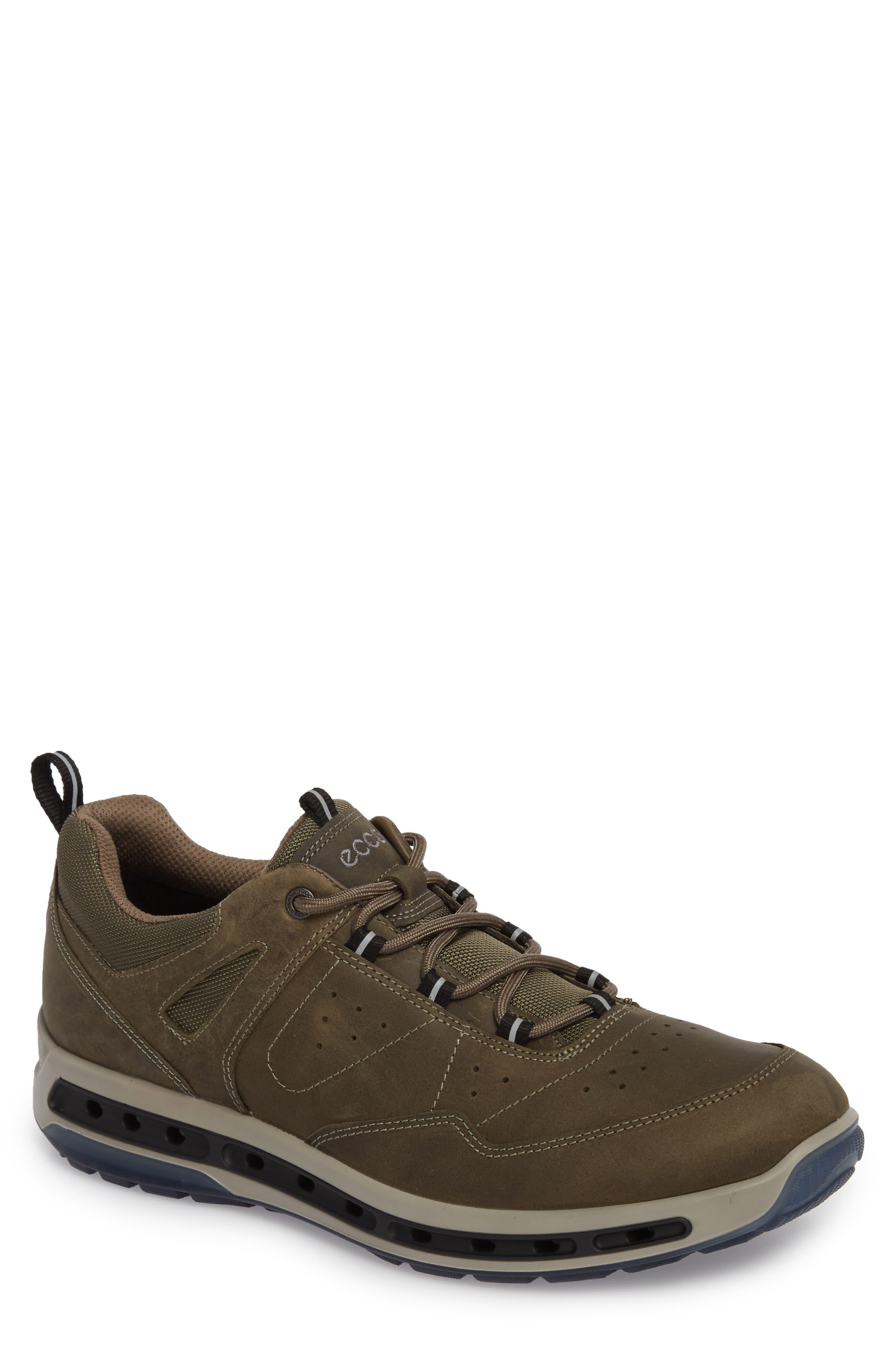 Cool Walk Gore-Tex<sup>®</sup> Sneaker,                         Main,                         color, Tarmac Leather