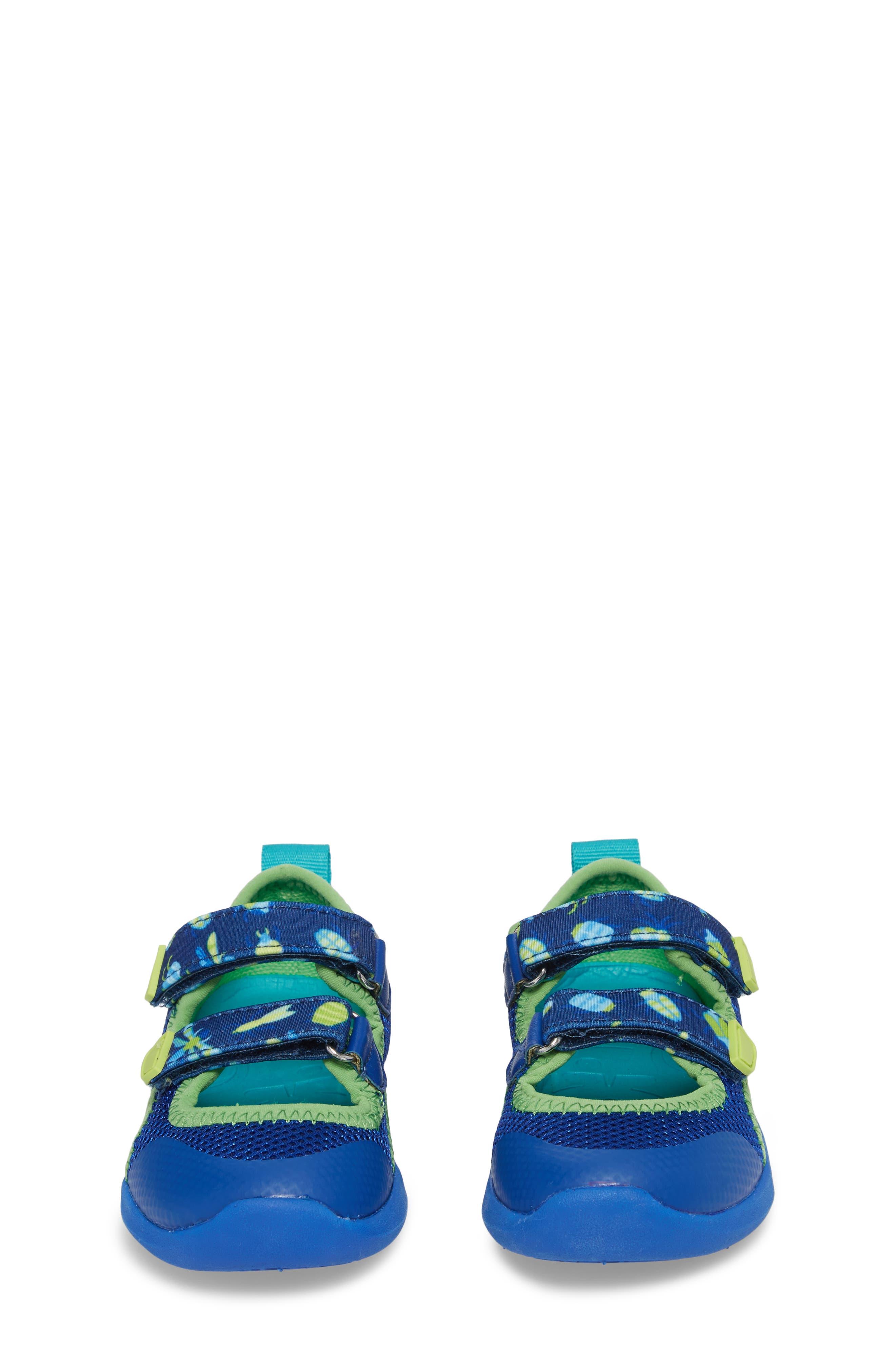 Sneak Water Friendly Sandal,                             Alternate thumbnail 4, color,                             Crawl