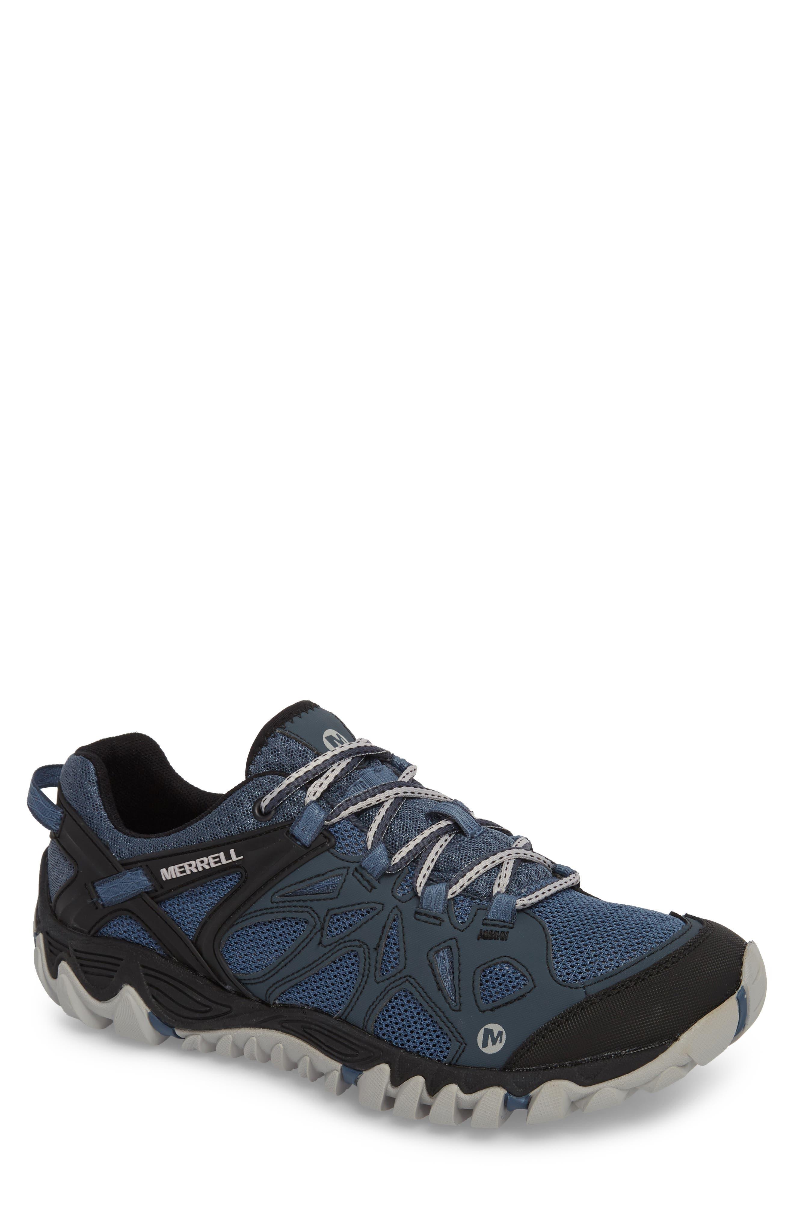 All Out Blaze Aero Sport Hiking Shoe,                         Main,                         color, Slate