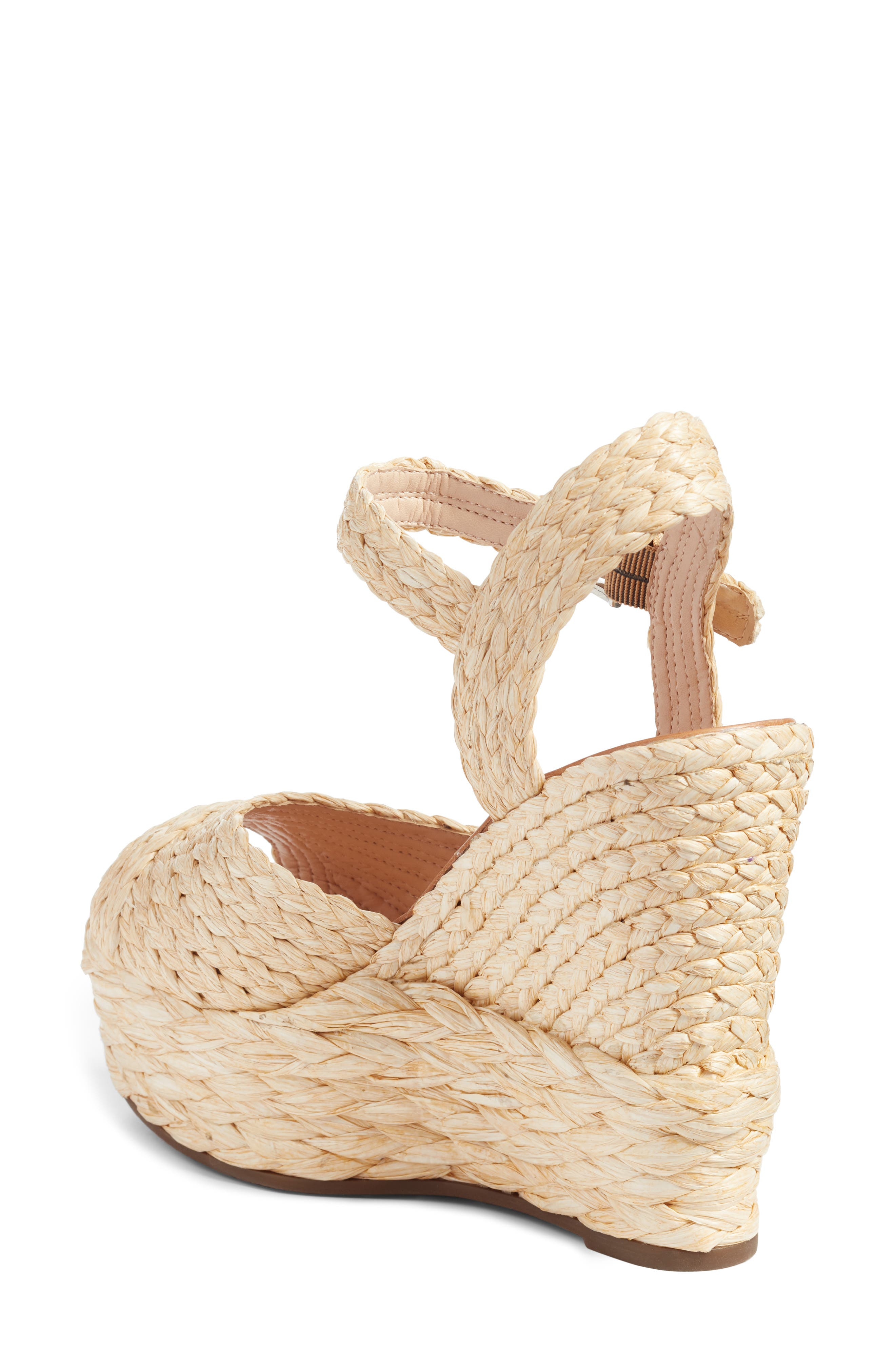 Alternate Image 3  - Schutz Belatrix Platform Wedge Sandal (Women)
