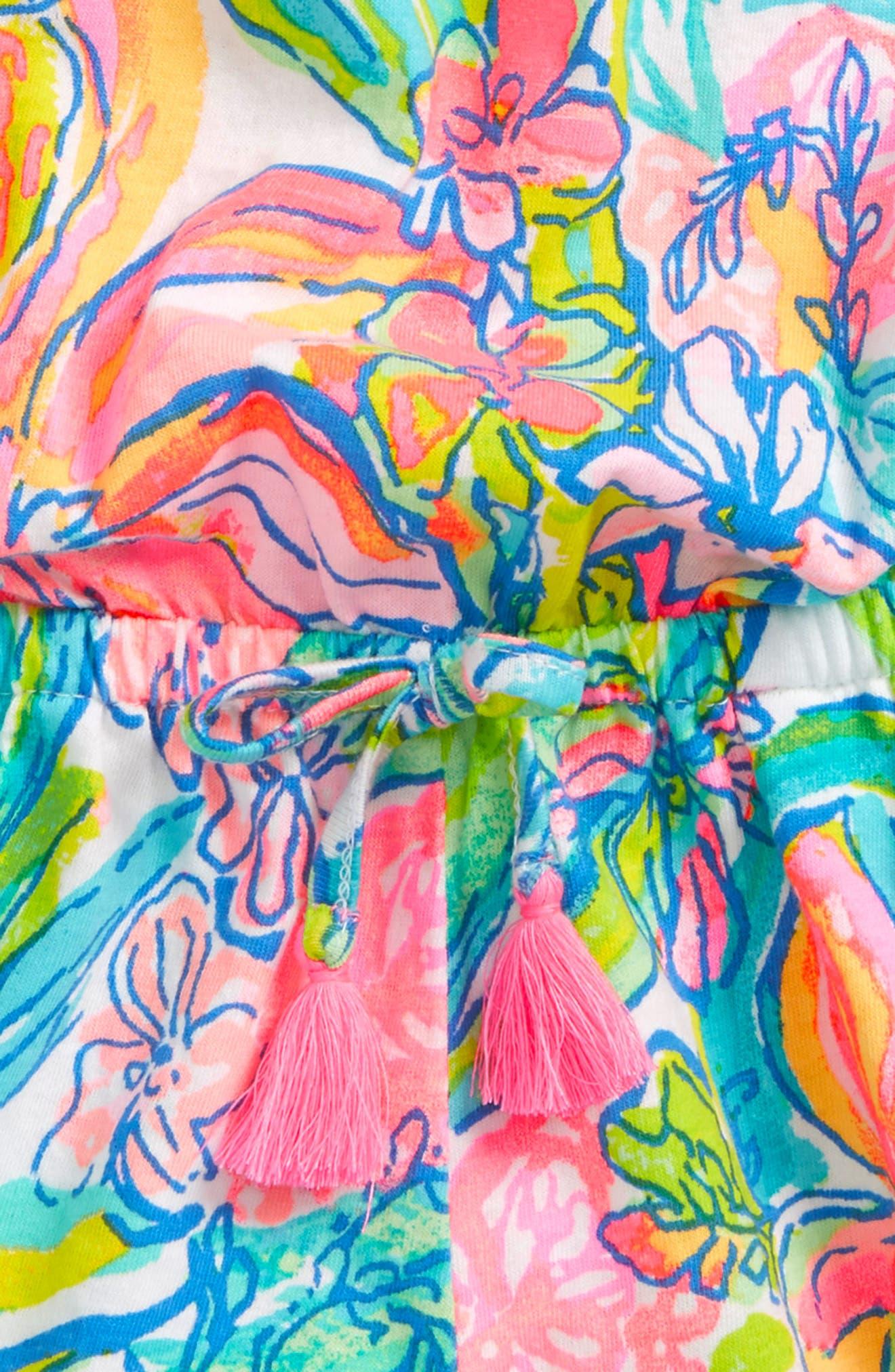 Aleene Romper,                             Alternate thumbnail 2, color,                             Multi Surf Gypsea