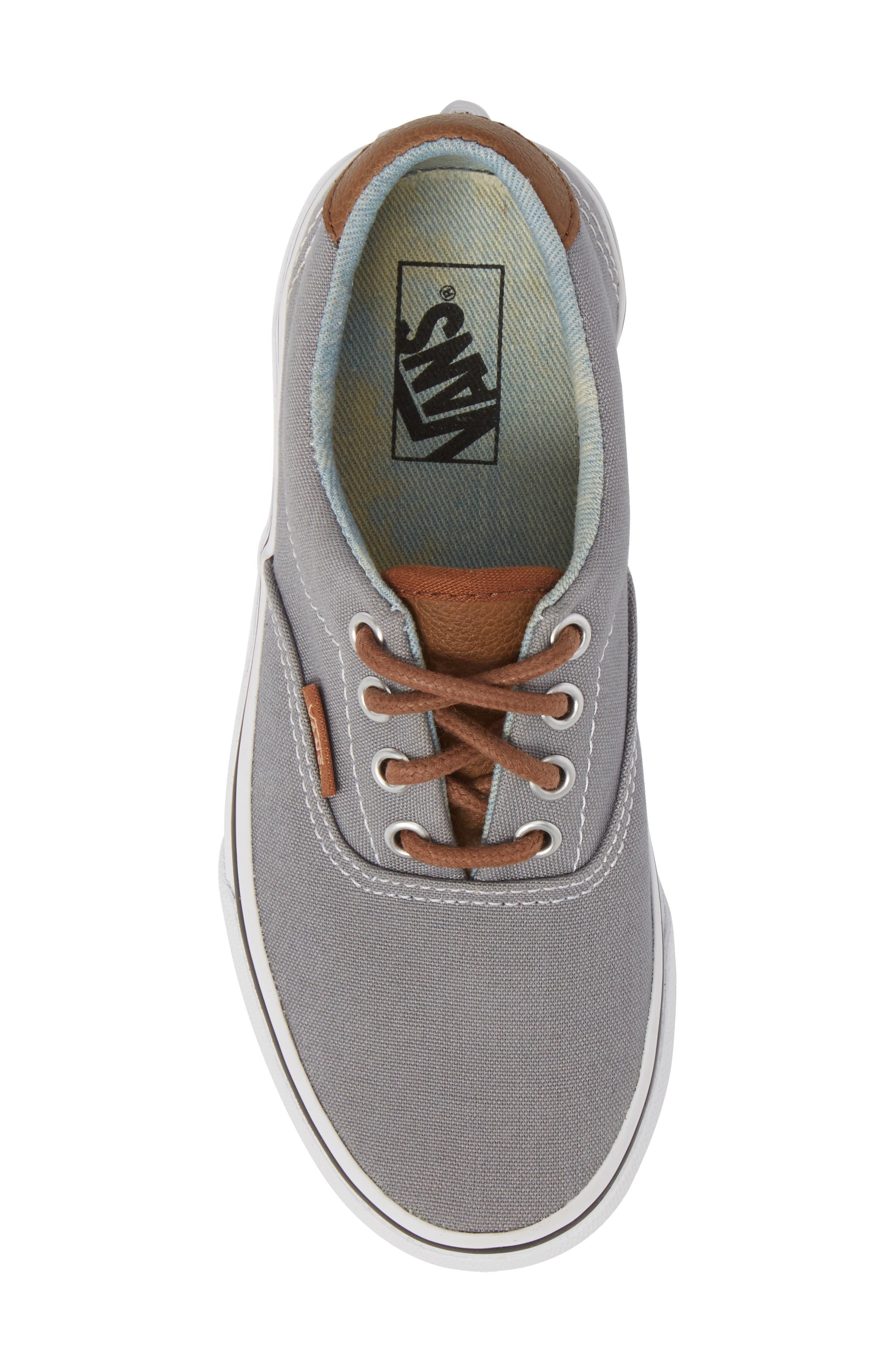 Alternate Image 5  - Vans Era 59 Bleacher Sneaker (Toddler, Little Kid & Big Kid)